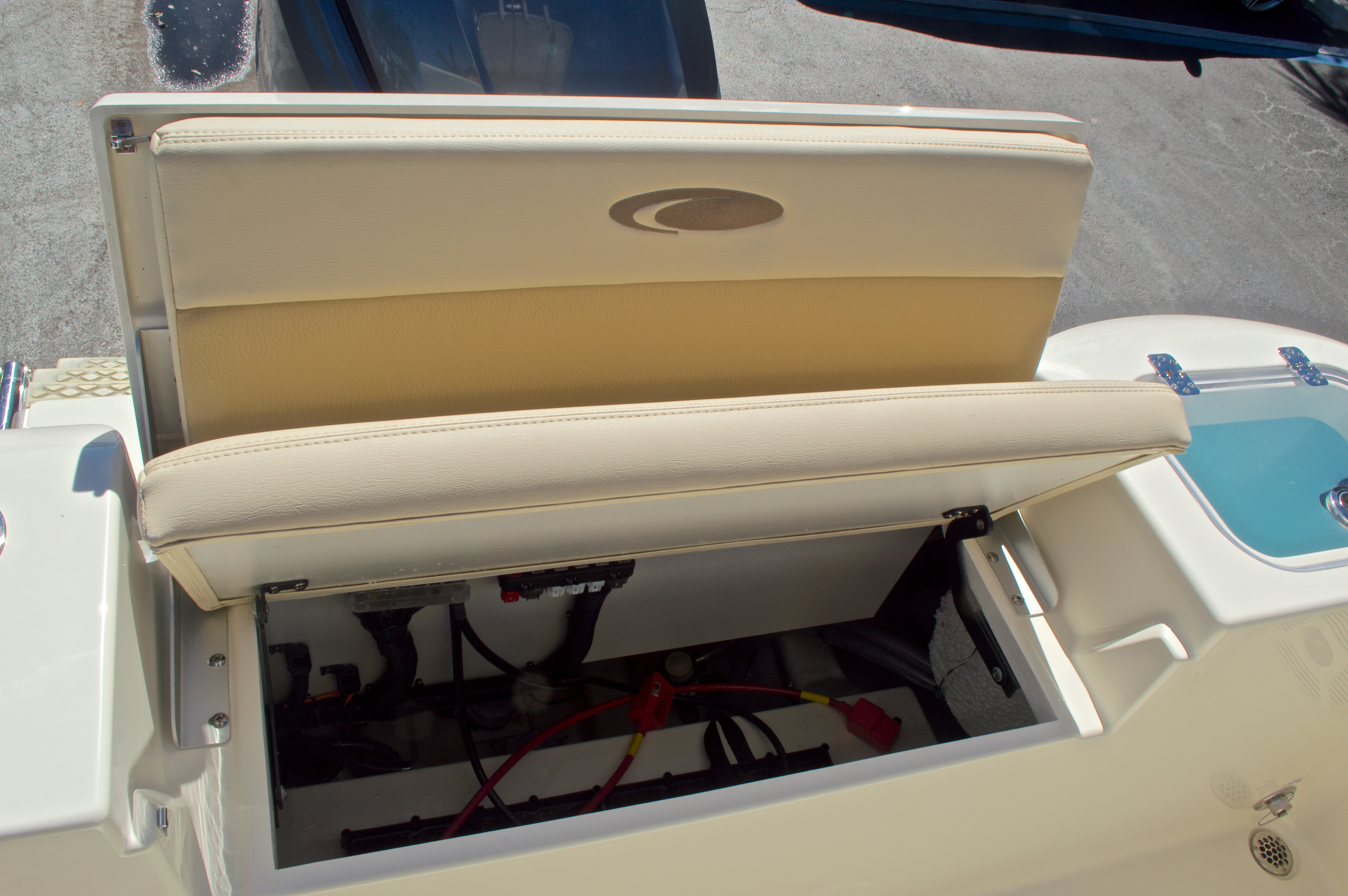 Thumbnail 15 for New 2016 Cobia 201 Center Console boat for sale in Vero Beach, FL