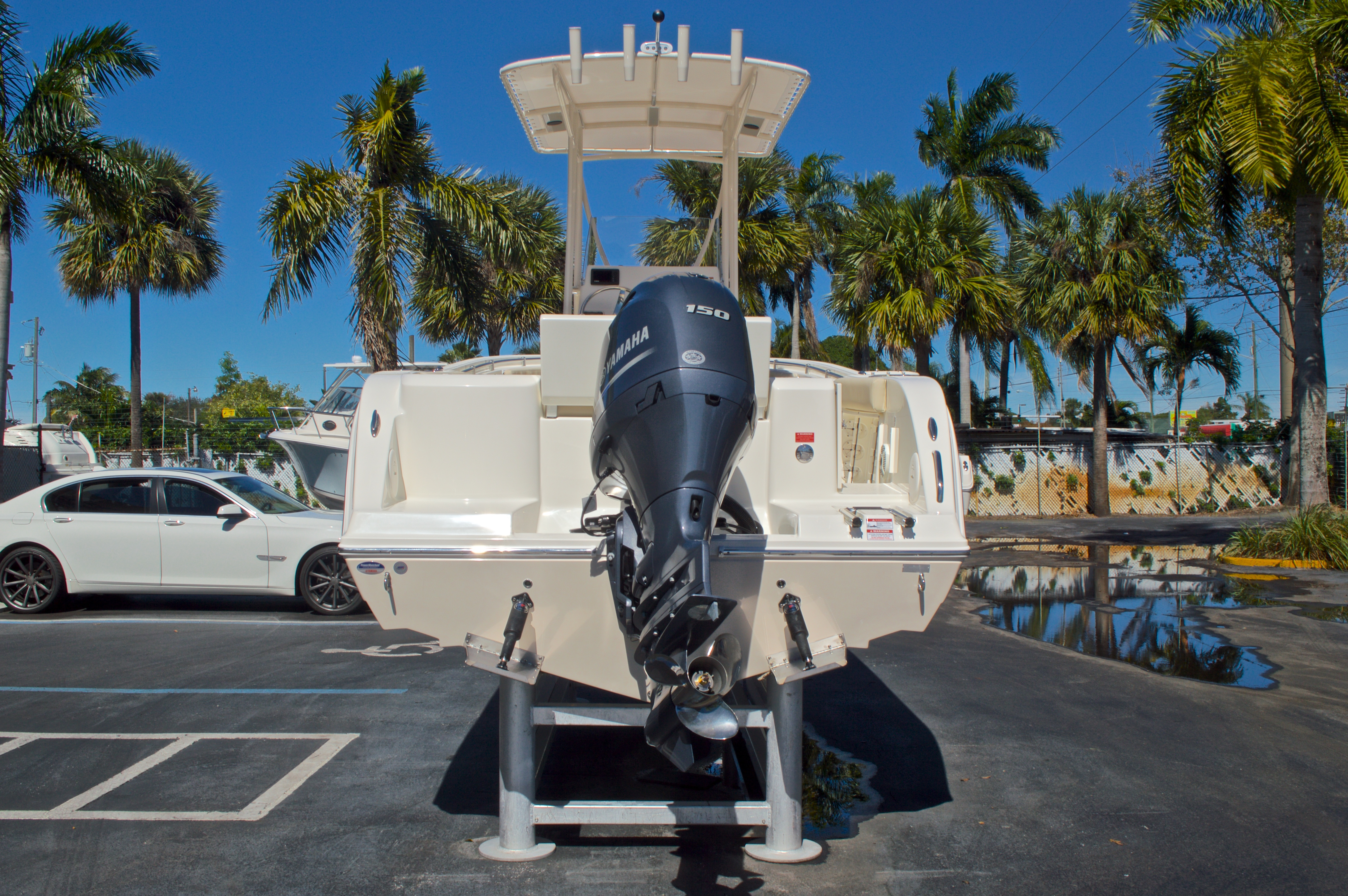 Thumbnail 7 for New 2016 Cobia 201 Center Console boat for sale in Vero Beach, FL