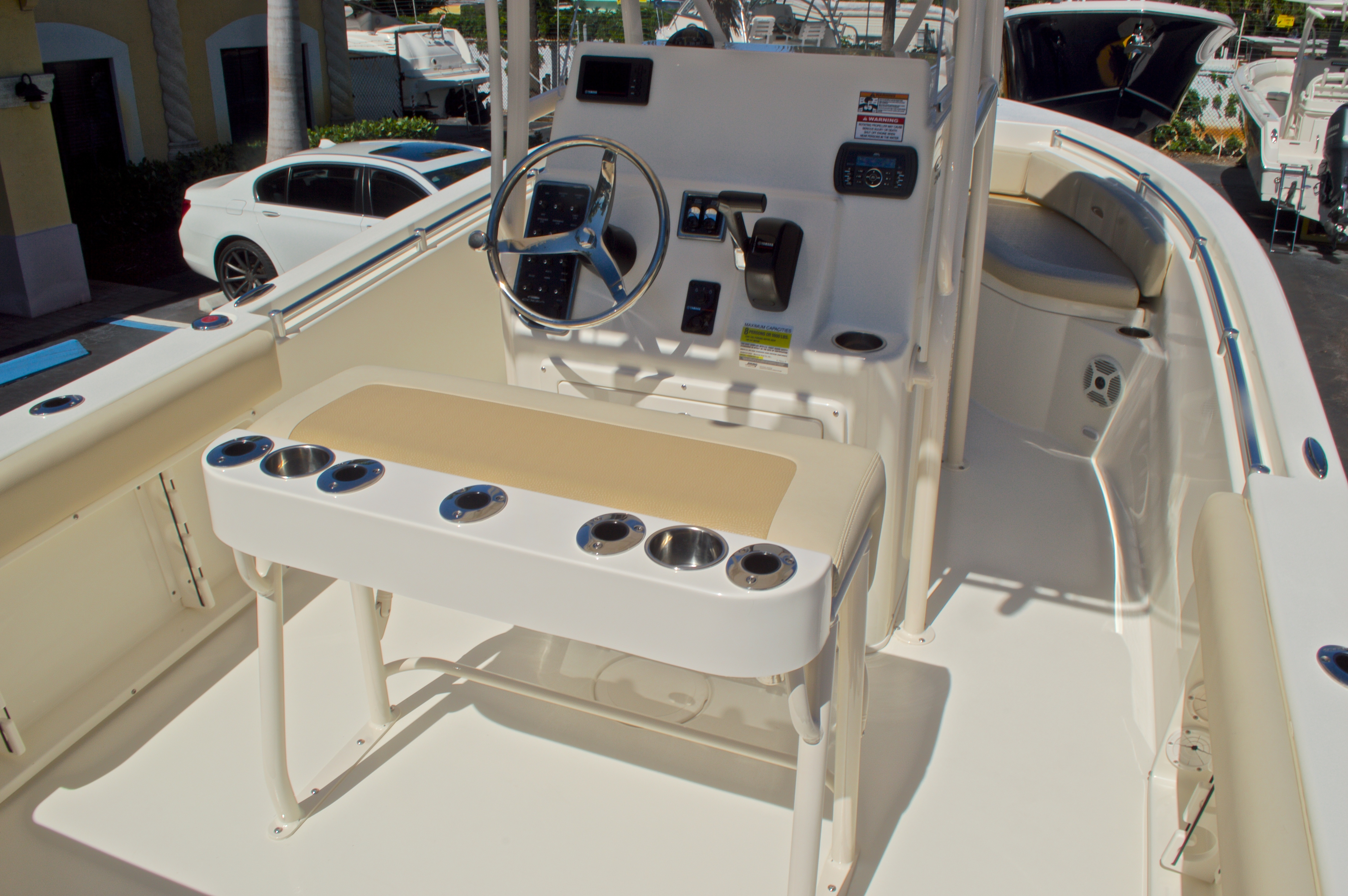 Thumbnail 10 for New 2016 Cobia 201 Center Console boat for sale in Vero Beach, FL
