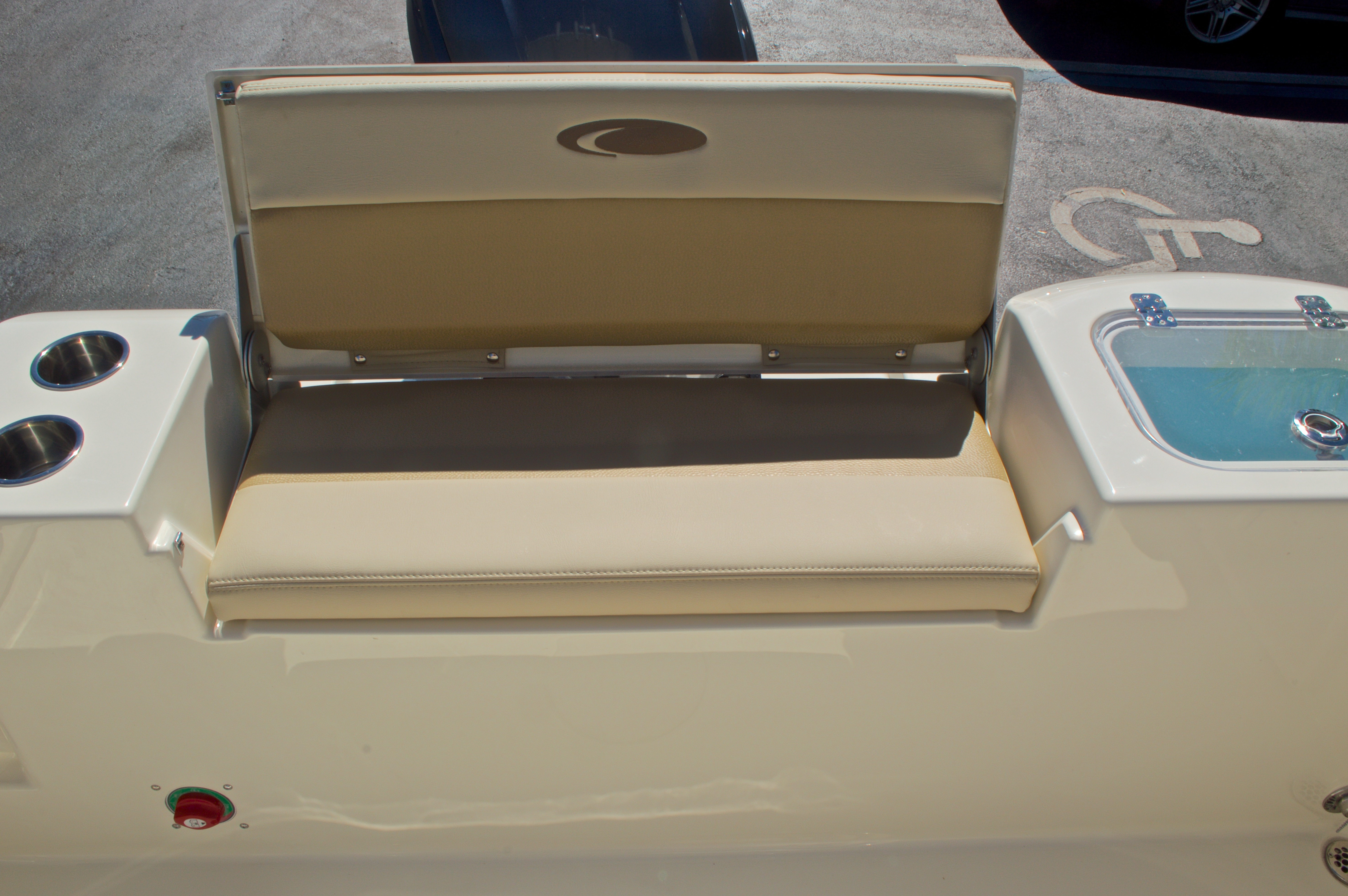 Thumbnail 13 for New 2016 Cobia 201 Center Console boat for sale in Vero Beach, FL