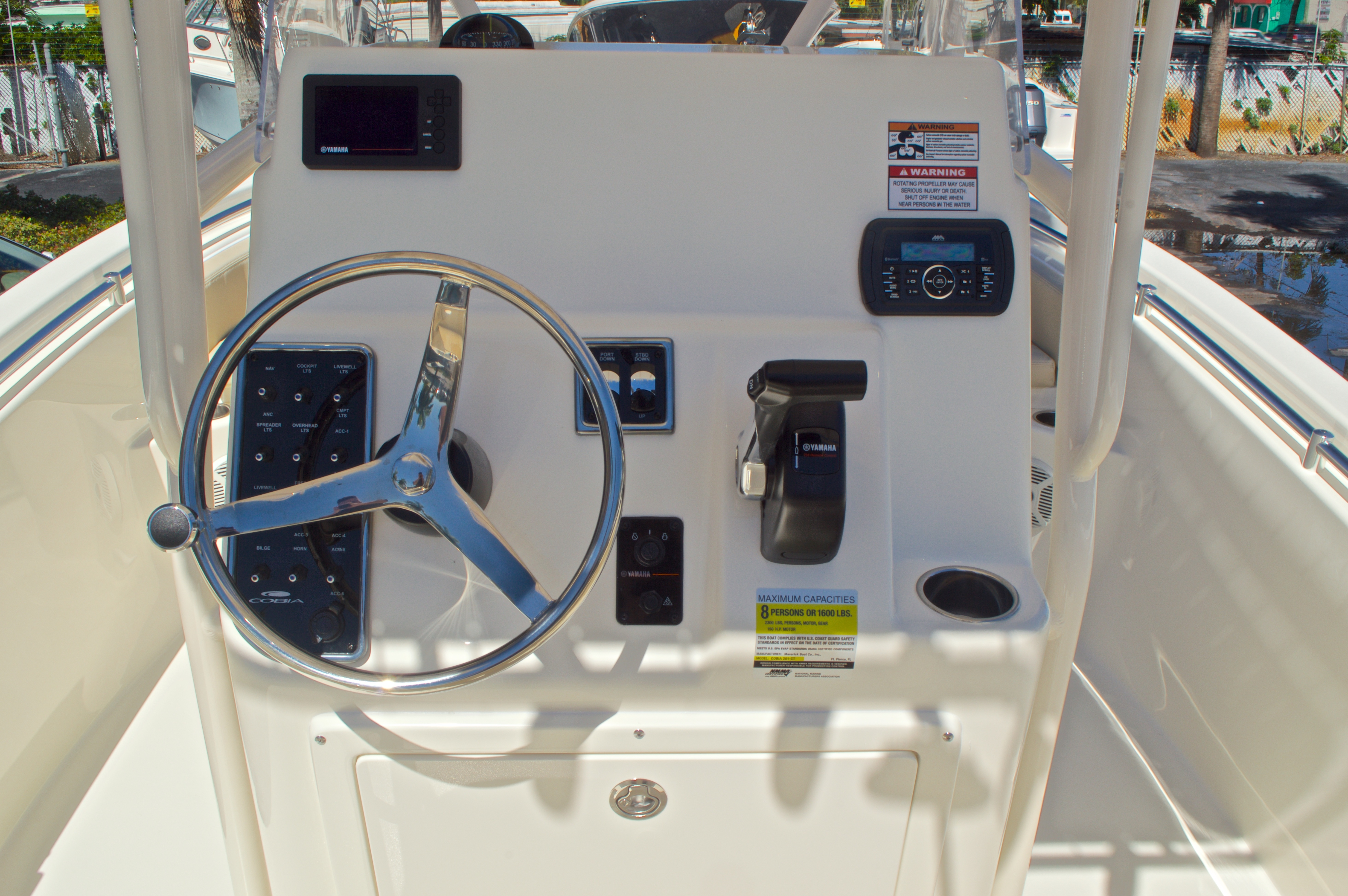Thumbnail 23 for New 2016 Cobia 201 Center Console boat for sale in Vero Beach, FL
