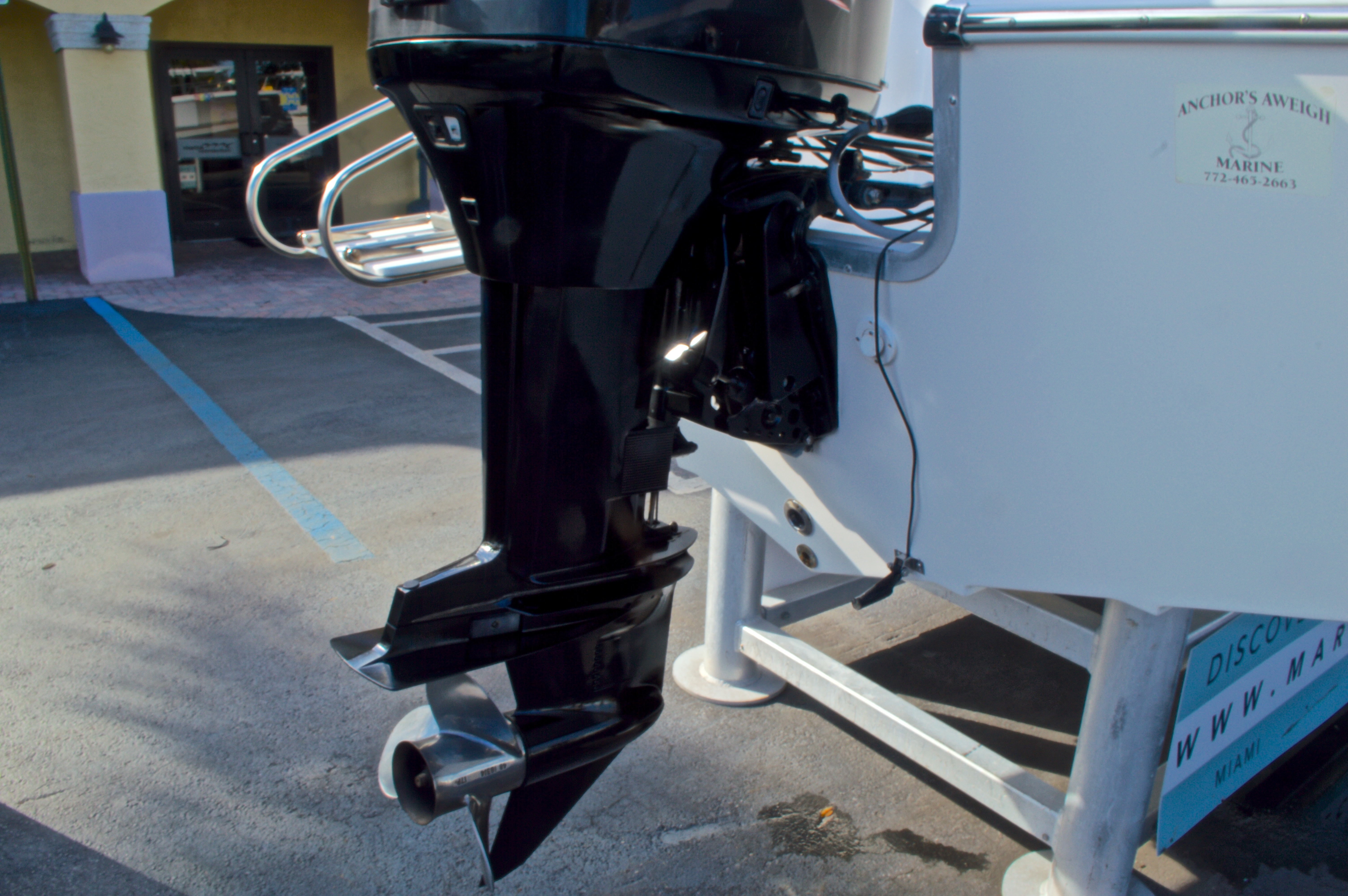 Thumbnail 8 for Used 2007 Sea Pro 186 Center Console boat for sale in West Palm Beach, FL