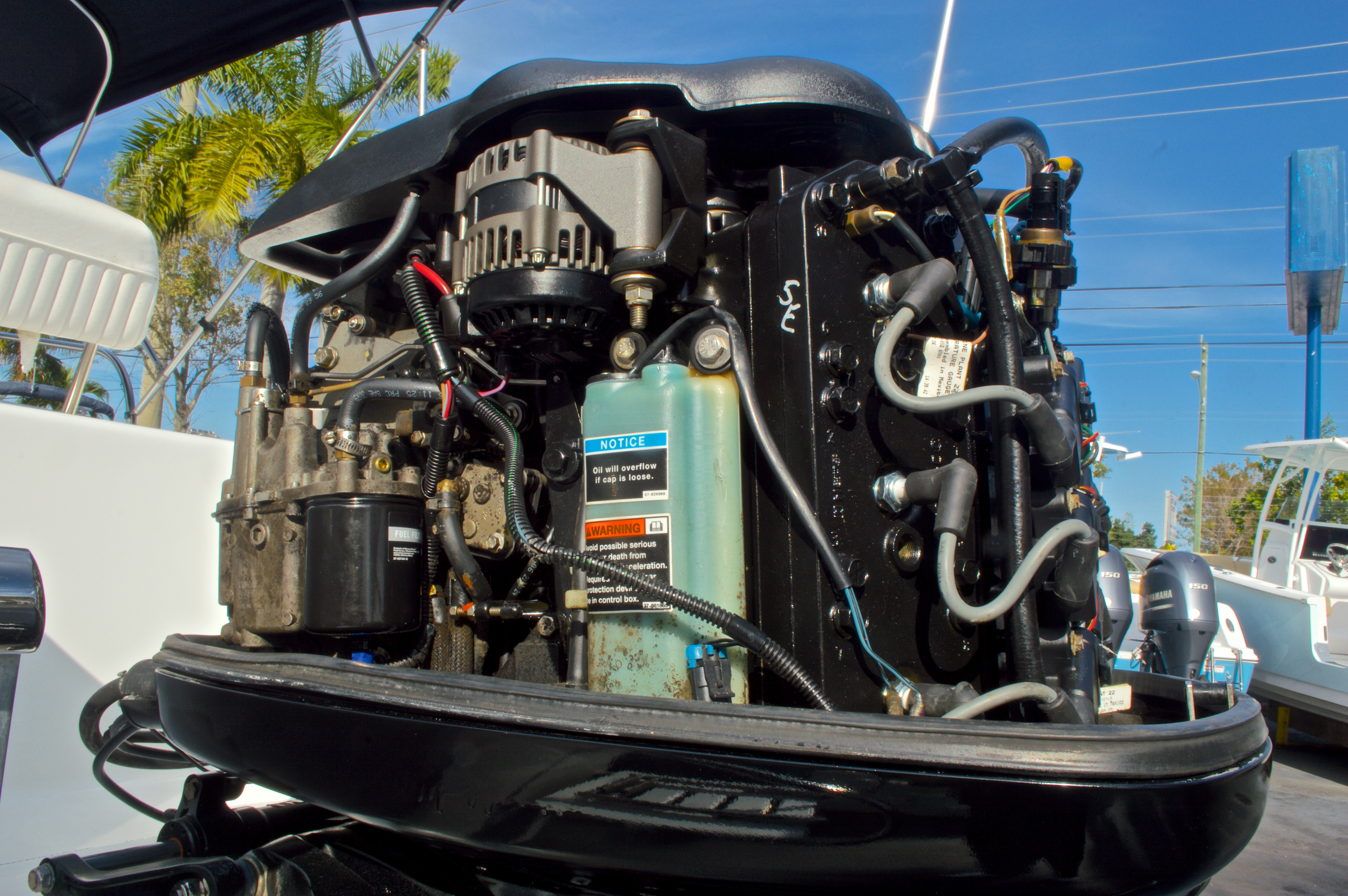 Thumbnail 9 for Used 2007 Sea Pro 186 Center Console boat for sale in West Palm Beach, FL