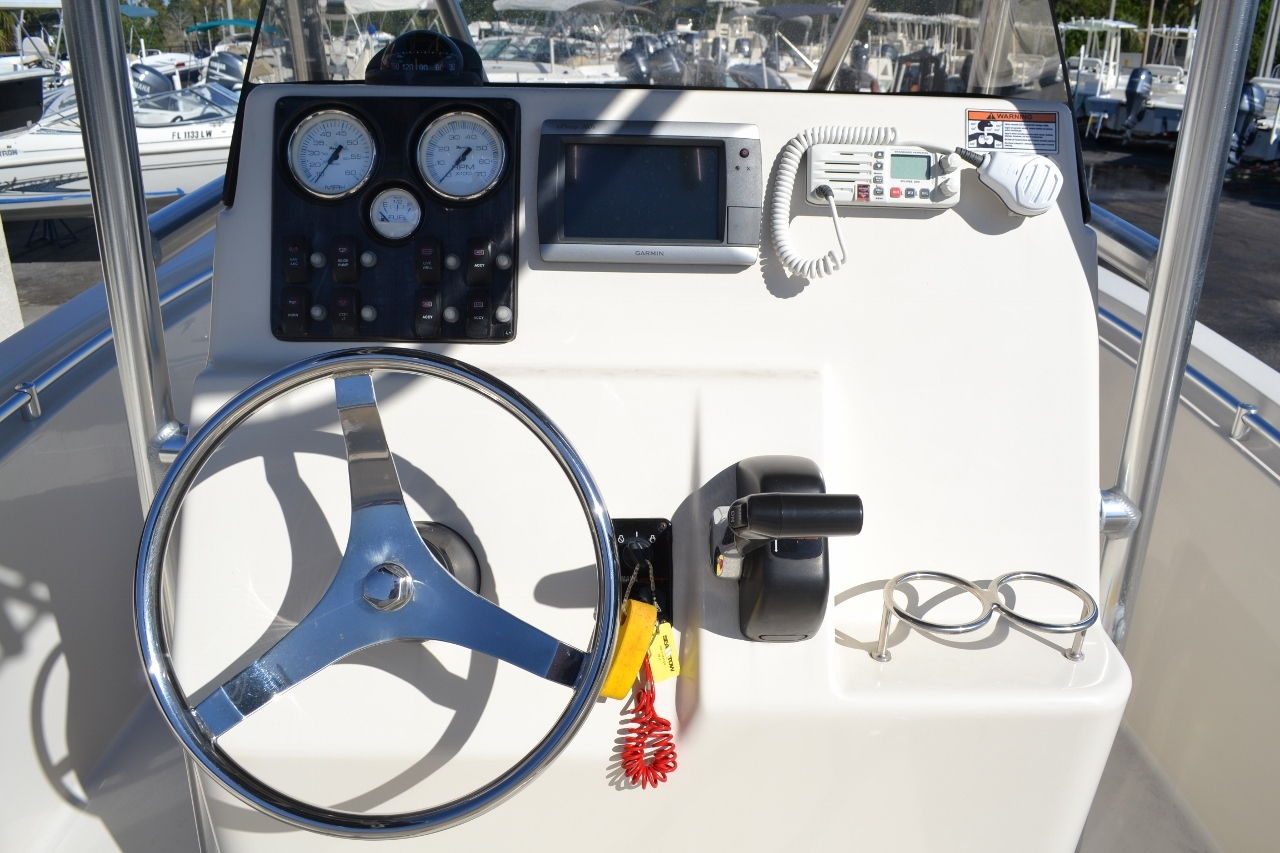 Thumbnail 10 for Used 2010 Cobia 237 Center Console boat for sale in Vero Beach, FL