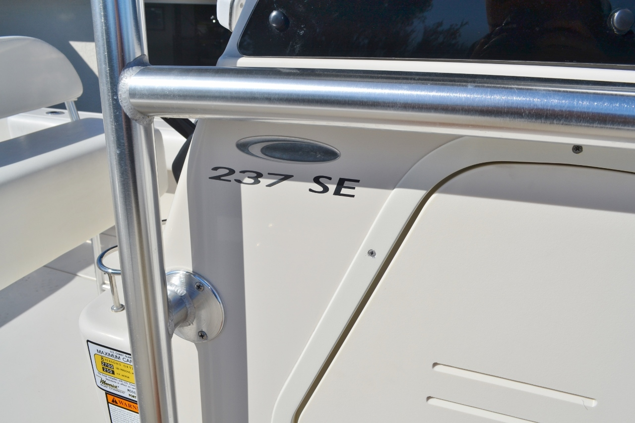 Thumbnail 17 for Used 2010 Cobia 237 Center Console boat for sale in Vero Beach, FL