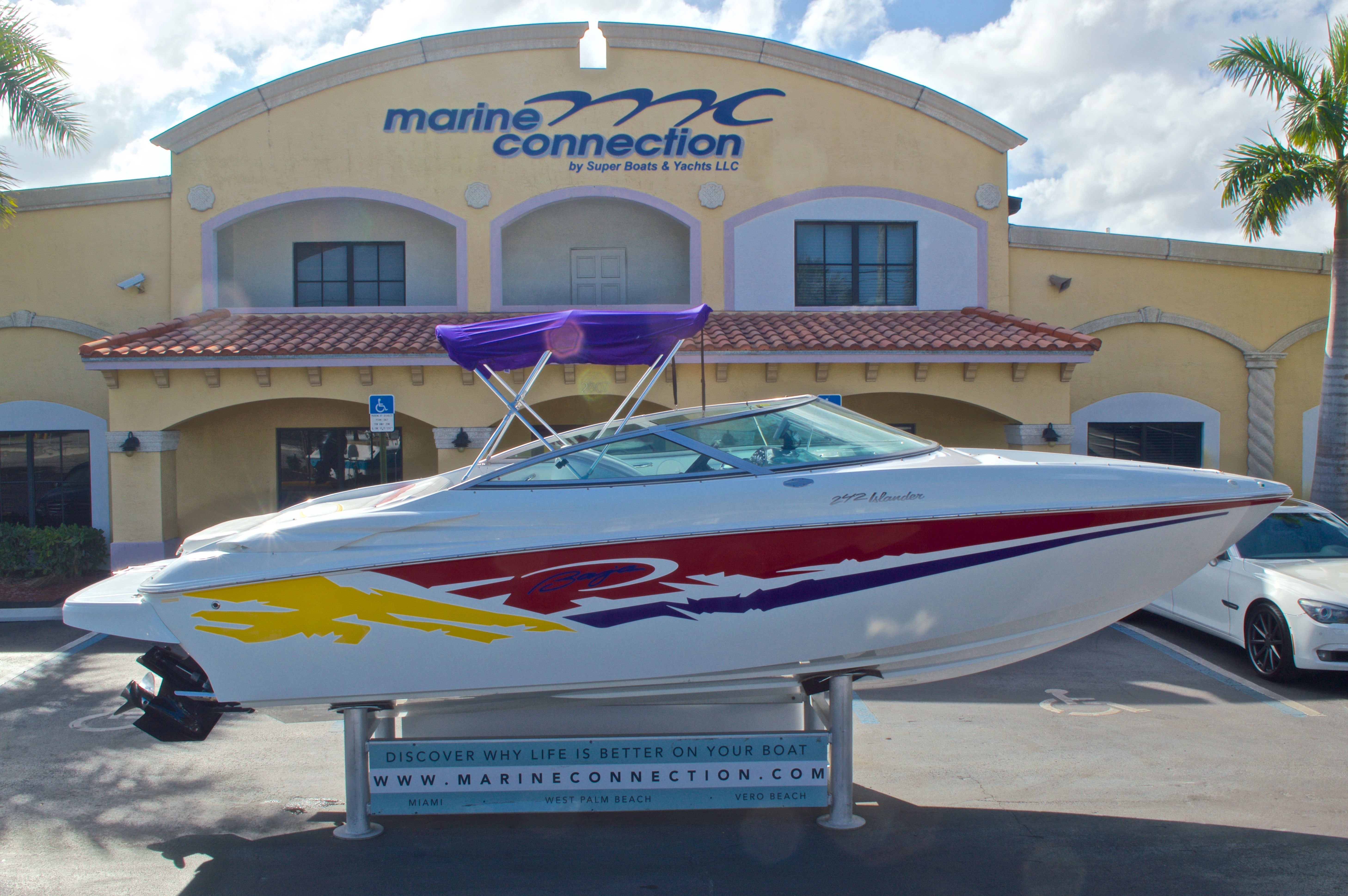 Used 2003 Baja 242 Islander boat for sale in West Palm Beach, FL