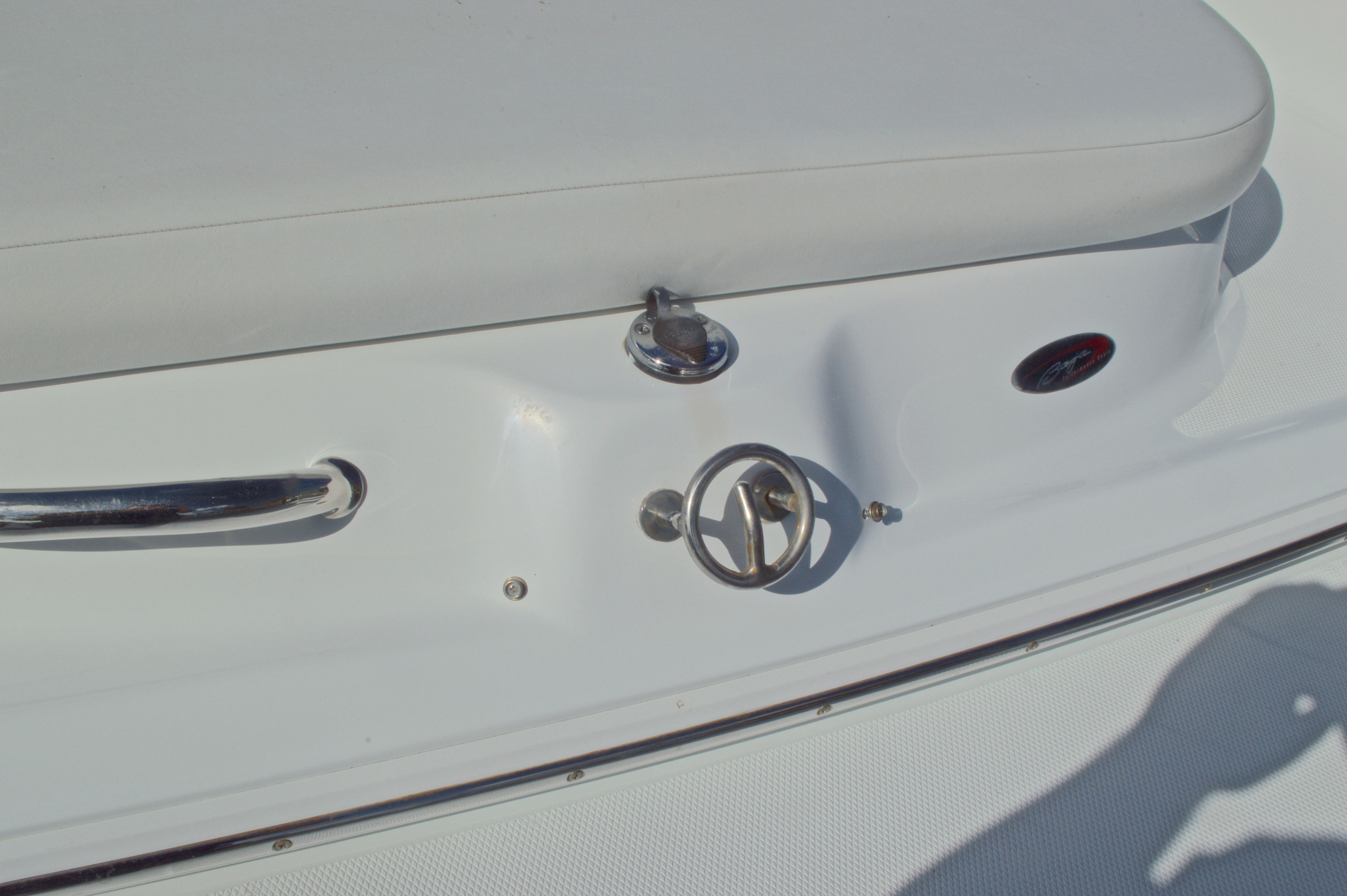 Thumbnail 19 for Used 2003 Baja 242 Islander boat for sale in West Palm Beach, FL