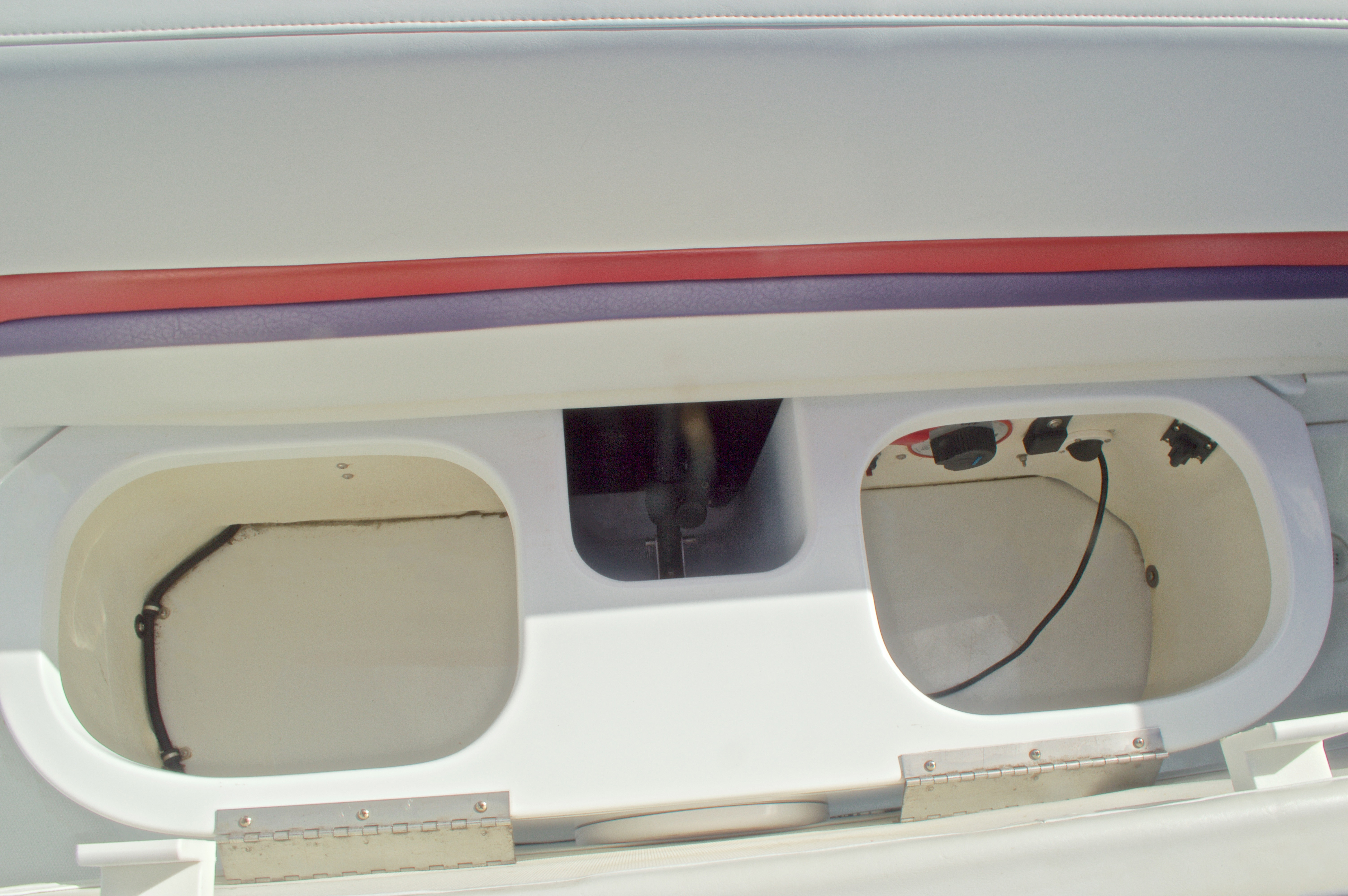 Thumbnail 27 for Used 2003 Baja 242 Islander boat for sale in West Palm Beach, FL
