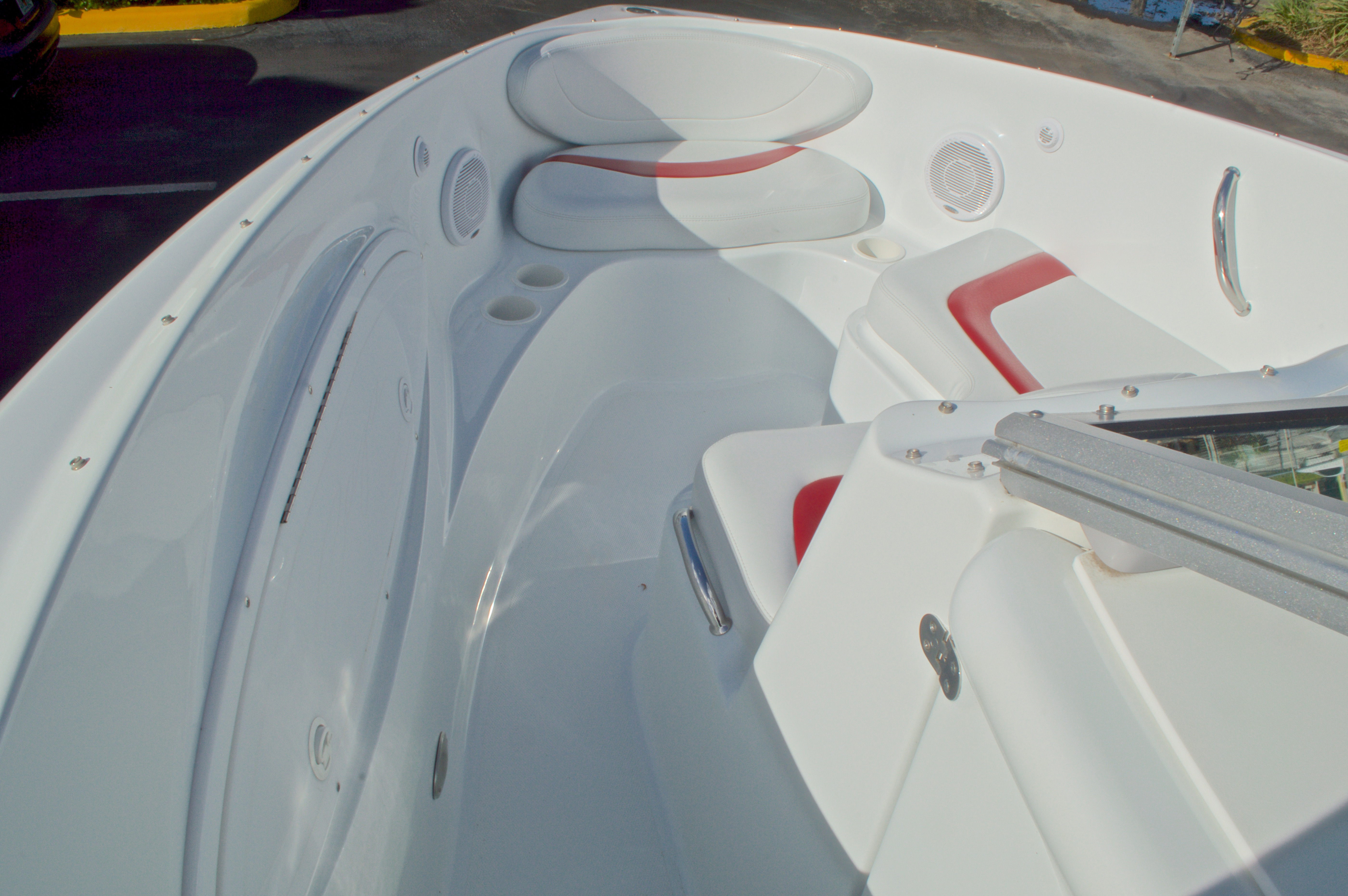 Thumbnail 47 for Used 2003 Baja 242 Islander boat for sale in West Palm Beach, FL