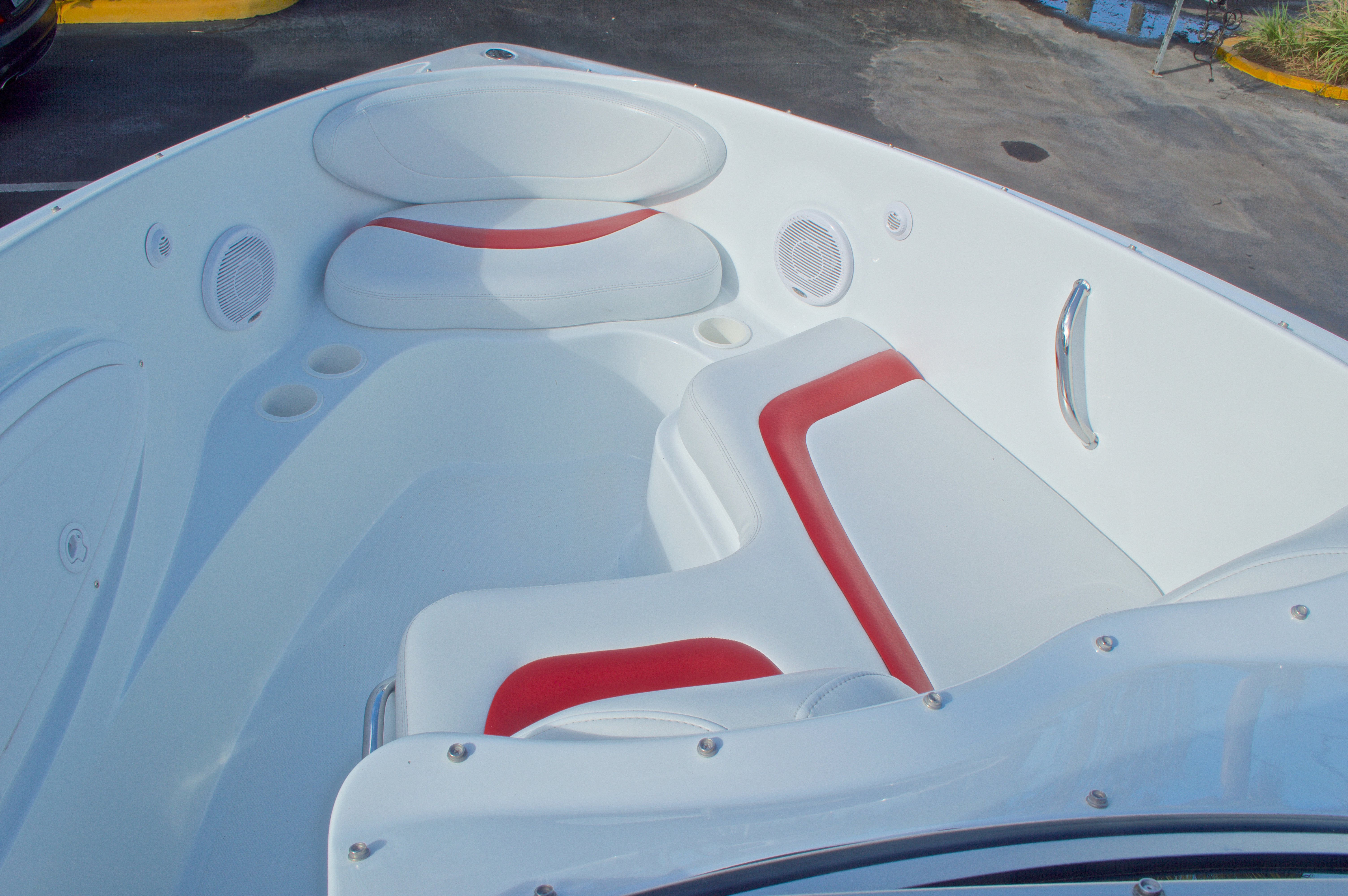 Thumbnail 50 for Used 2003 Baja 242 Islander boat for sale in West Palm Beach, FL
