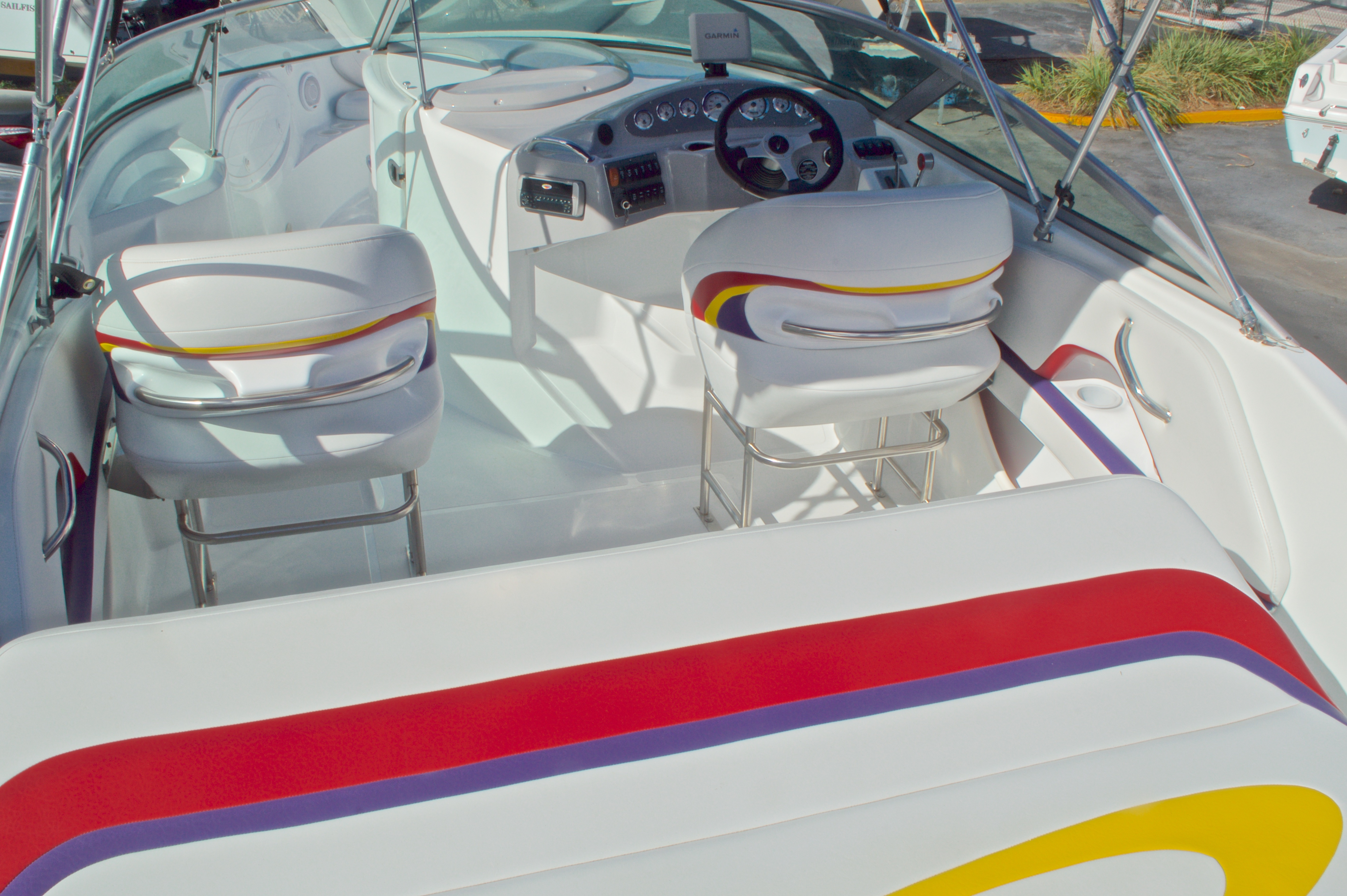 Thumbnail 24 for Used 2003 Baja 242 Islander boat for sale in West Palm Beach, FL