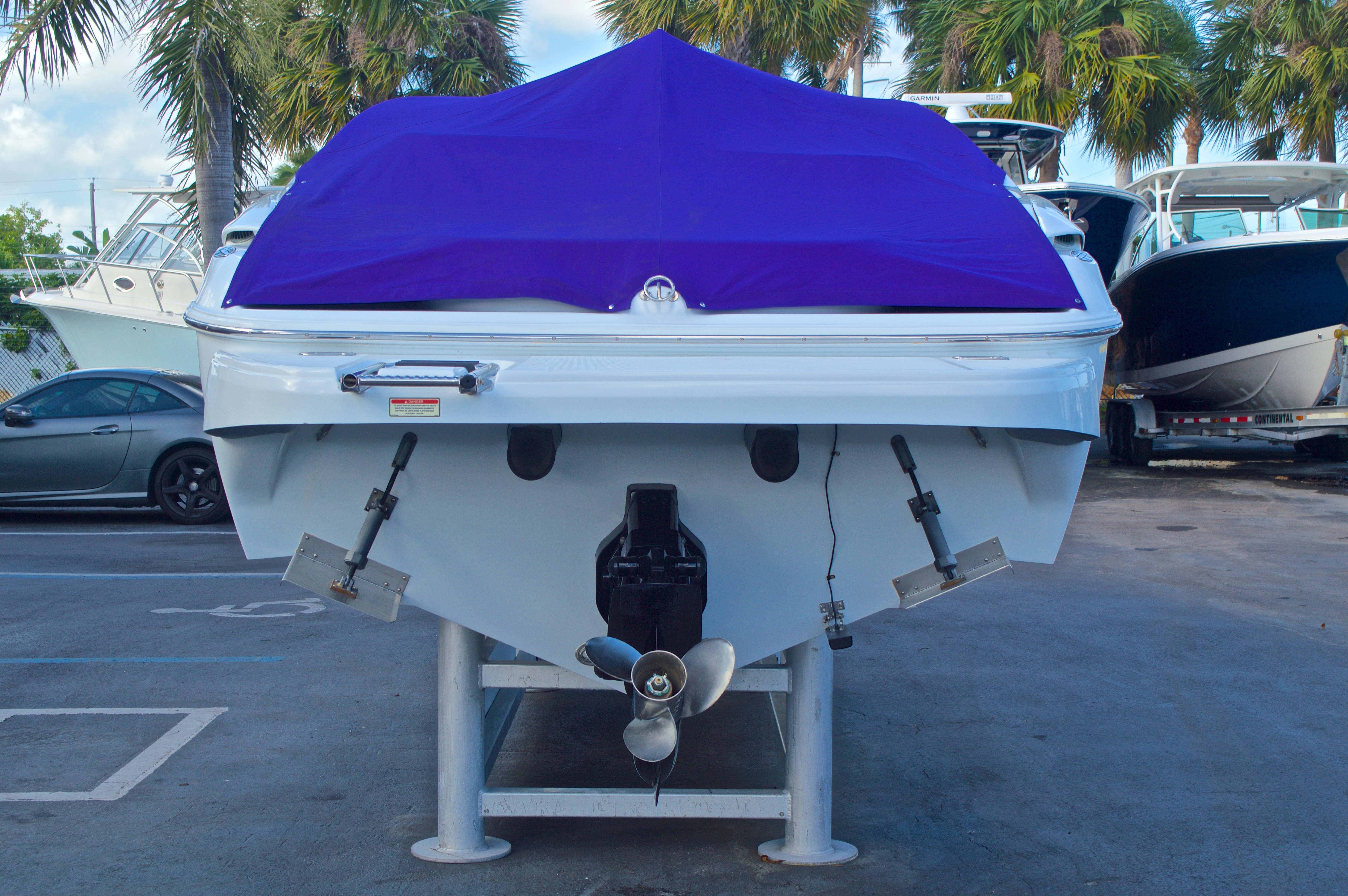 Thumbnail 16 for Used 2003 Baja 242 Islander boat for sale in West Palm Beach, FL