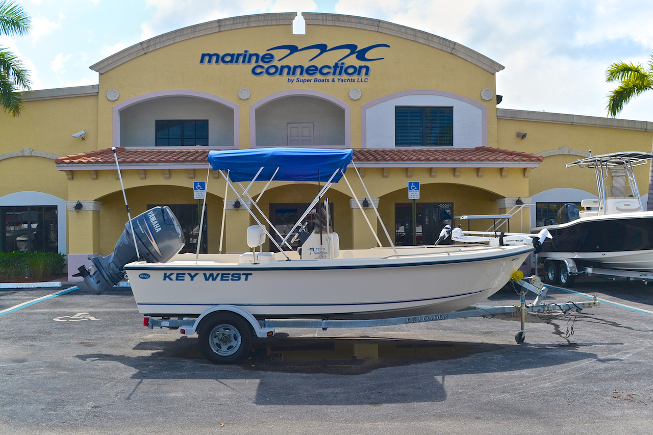 Used 2006 Key West 1720 Sportsman Center Console boat for sale in West Palm Beach, FL