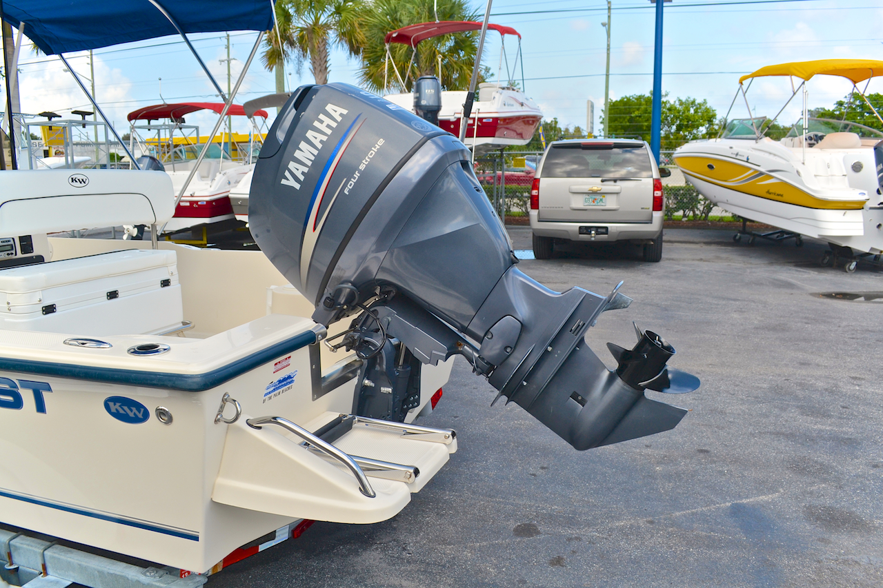 Thumbnail 12 for Used 2006 Key West 1720 Sportsman Center Console boat for sale in West Palm Beach, FL