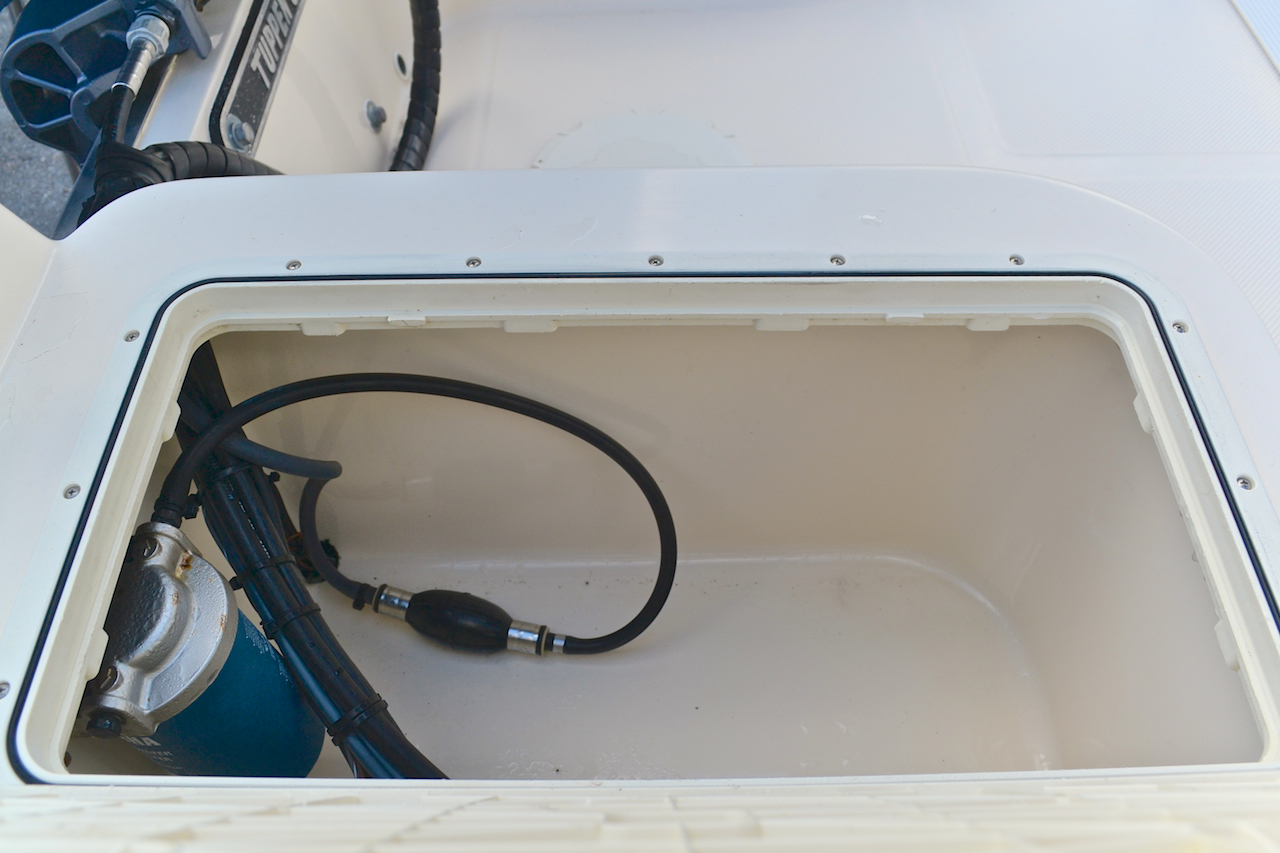 Thumbnail 22 for Used 2006 Key West 1720 Sportsman Center Console boat for sale in West Palm Beach, FL