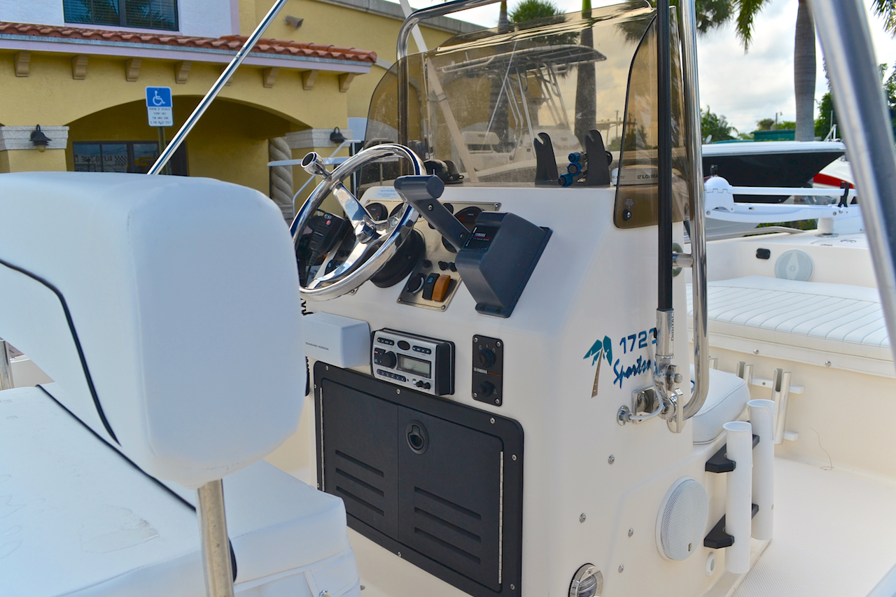 Thumbnail 24 for Used 2006 Key West 1720 Sportsman Center Console boat for sale in West Palm Beach, FL