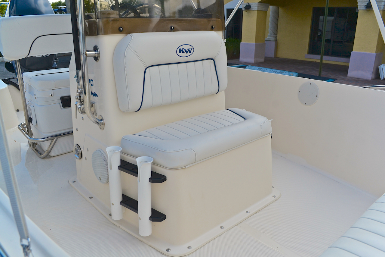 Thumbnail 25 for Used 2006 Key West 1720 Sportsman Center Console boat for sale in West Palm Beach, FL