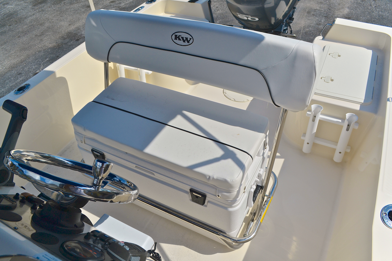 Thumbnail 31 for Used 2006 Key West 1720 Sportsman Center Console boat for sale in West Palm Beach, FL