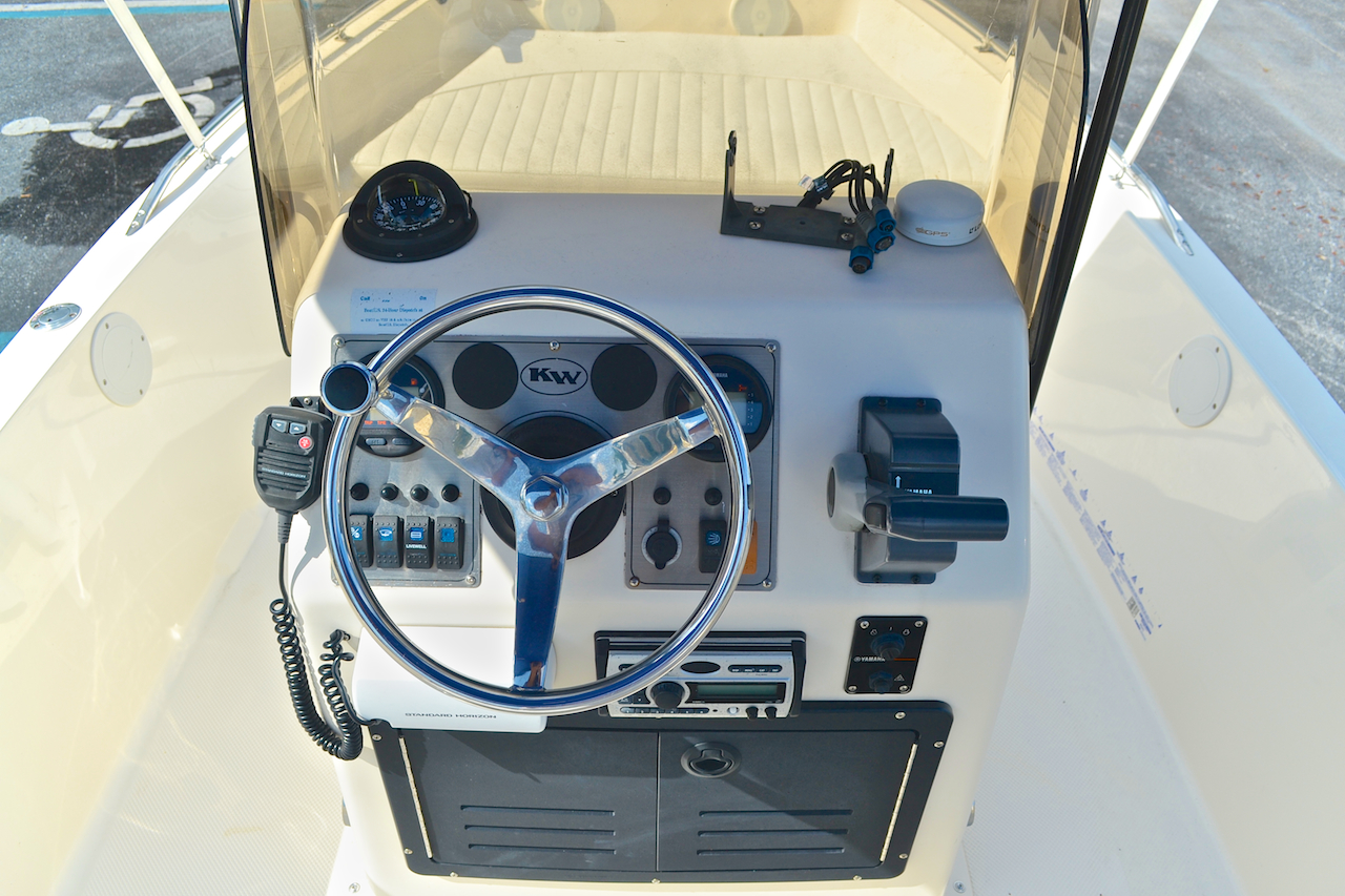Thumbnail 33 for Used 2006 Key West 1720 Sportsman Center Console boat for sale in West Palm Beach, FL