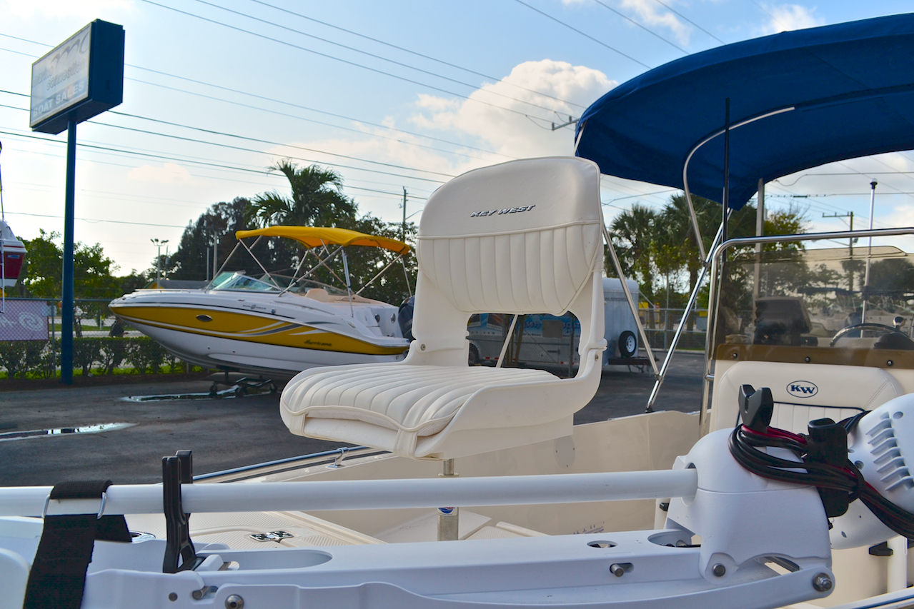 Thumbnail 58 for Used 2006 Key West 1720 Sportsman Center Console boat for sale in West Palm Beach, FL