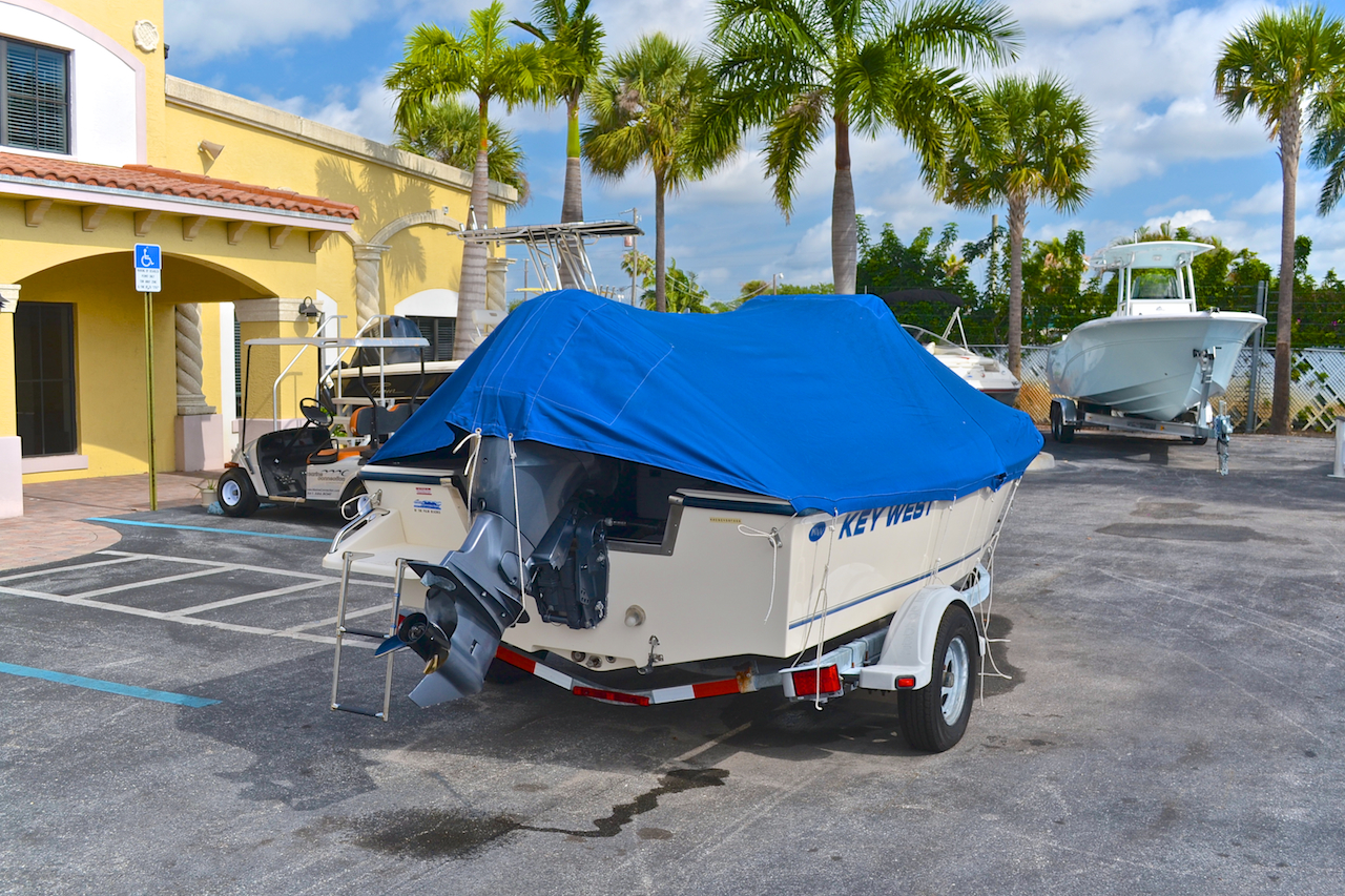 Thumbnail 60 for Used 2006 Key West 1720 Sportsman Center Console boat for sale in West Palm Beach, FL