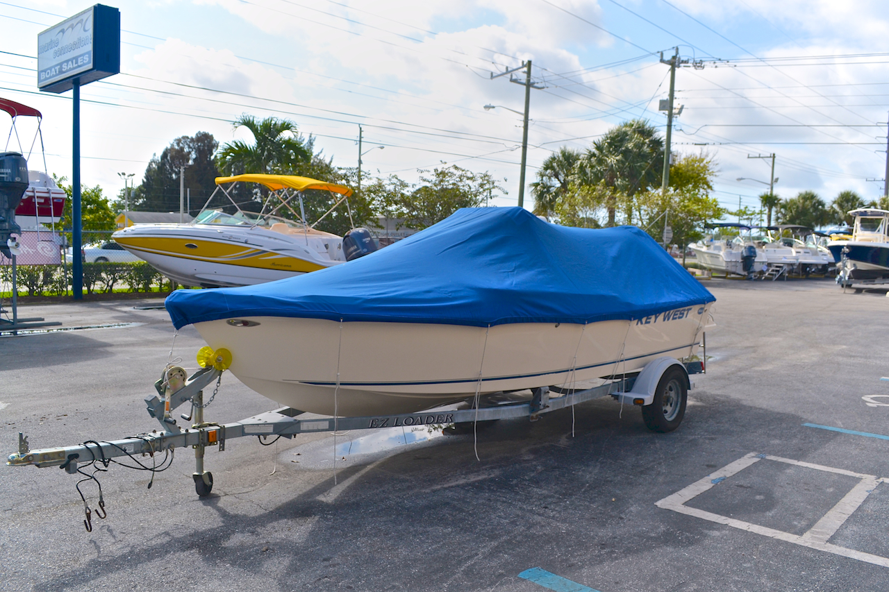 Thumbnail 61 for Used 2006 Key West 1720 Sportsman Center Console boat for sale in West Palm Beach, FL