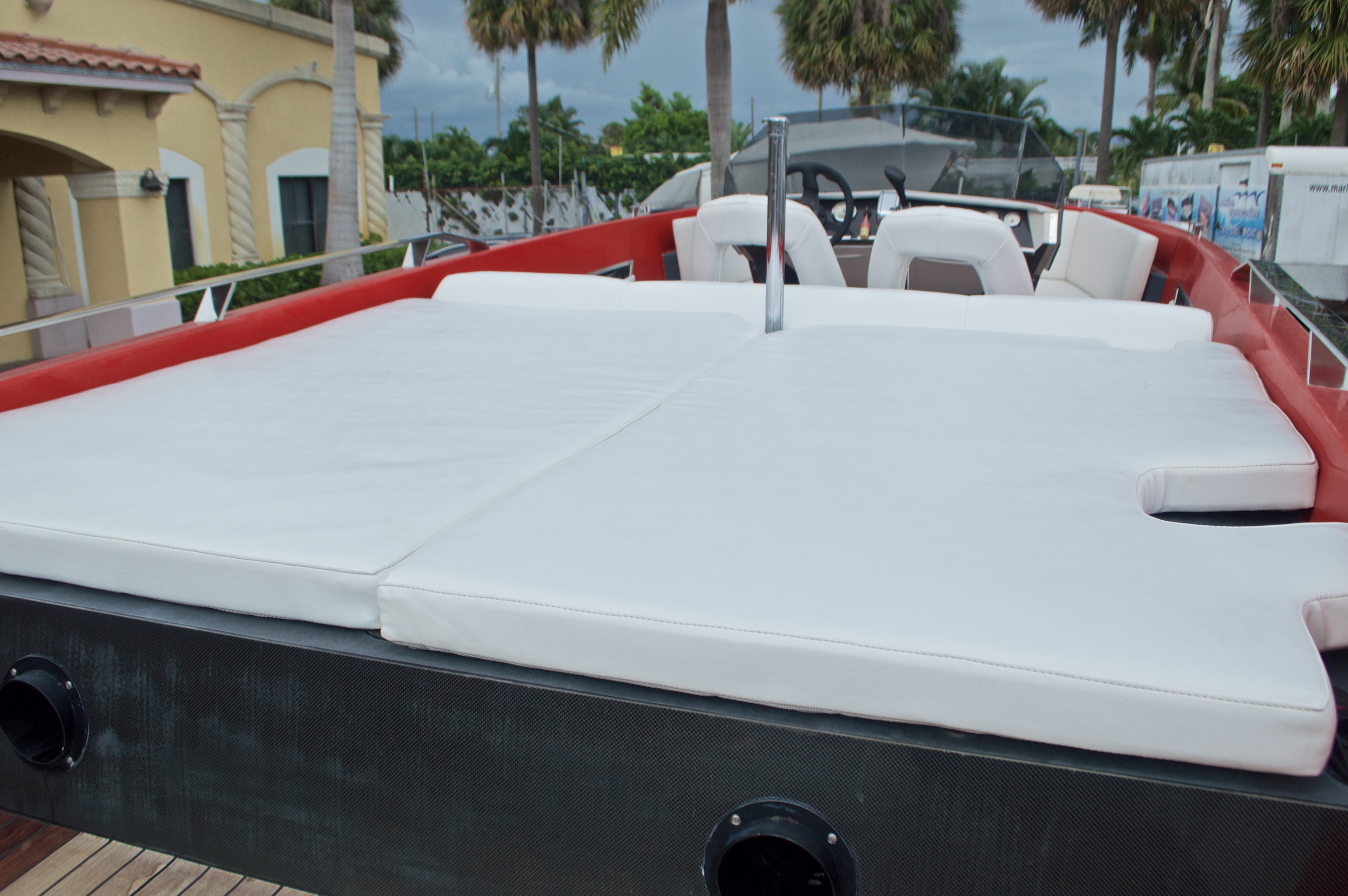 Thumbnail 8 for Used 2007 Frauscher 686 Lido boat for sale in West Palm Beach, FL