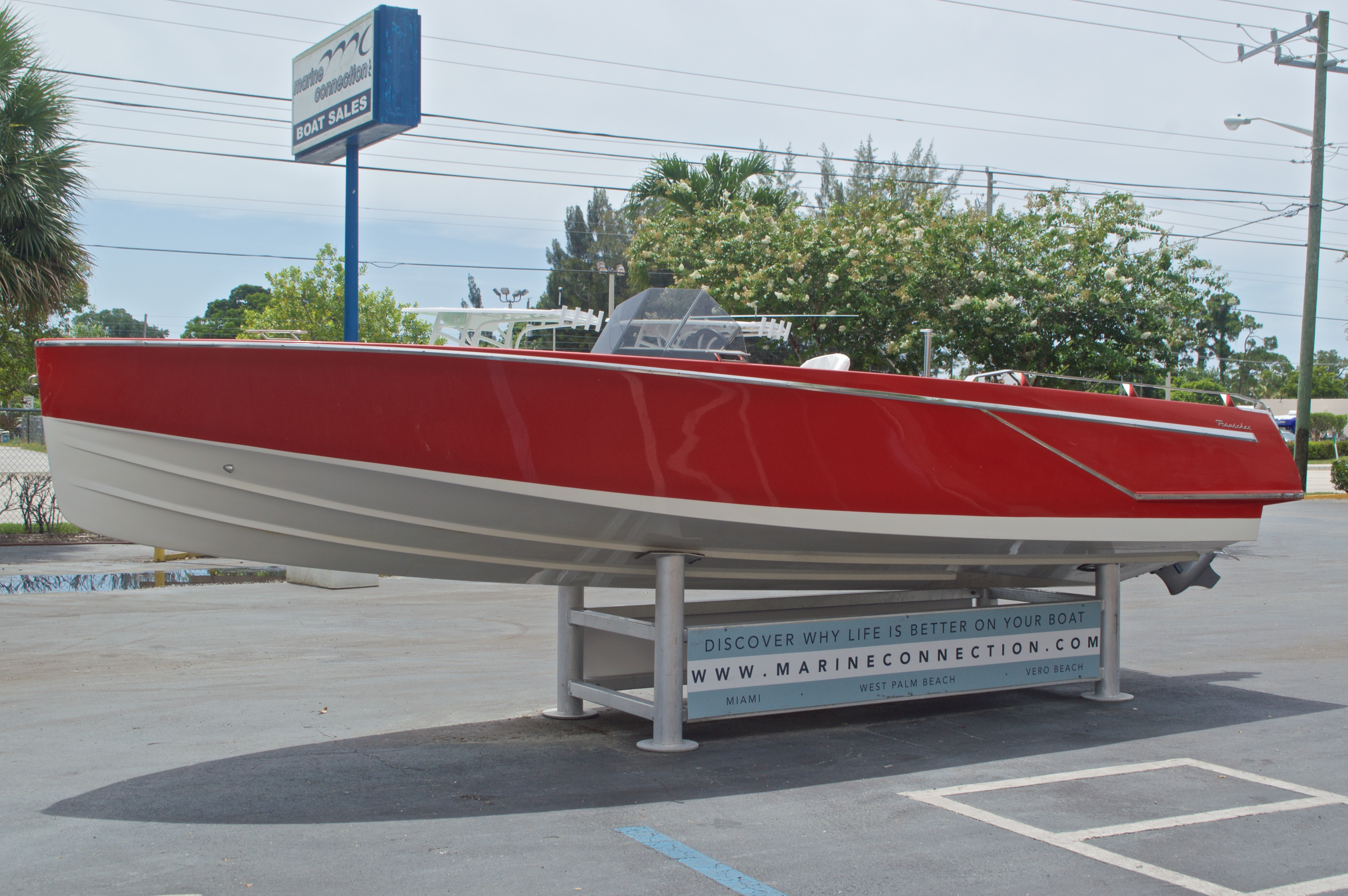 Thumbnail 3 for Used 2007 Frauscher 686 Lido boat for sale in West Palm Beach, FL