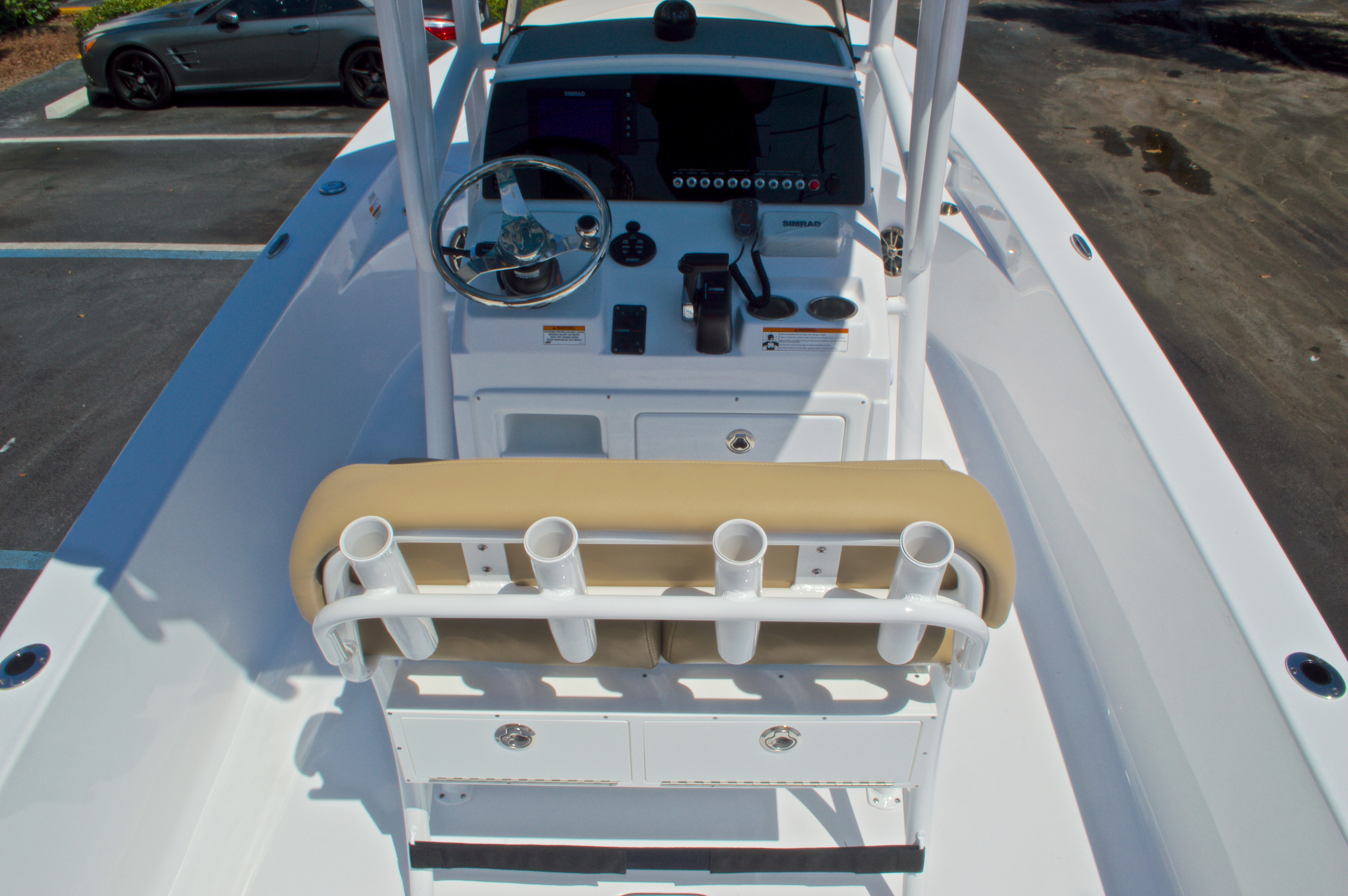 Thumbnail 22 for New 2016 Sportsman Masters 247 Bay Boat boat for sale in West Palm Beach, FL
