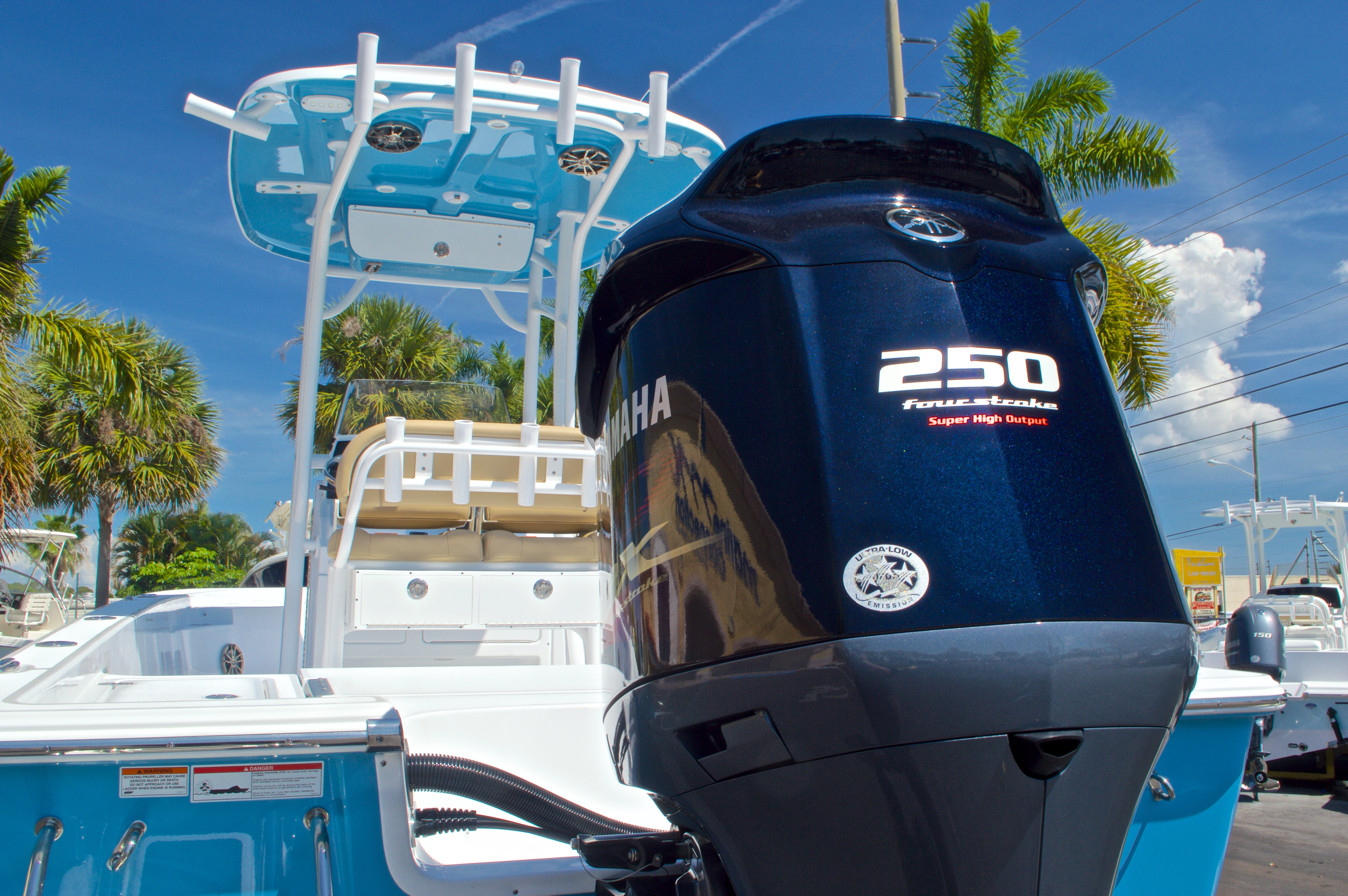 Thumbnail 11 for New 2016 Sportsman Masters 247 Bay Boat boat for sale in West Palm Beach, FL