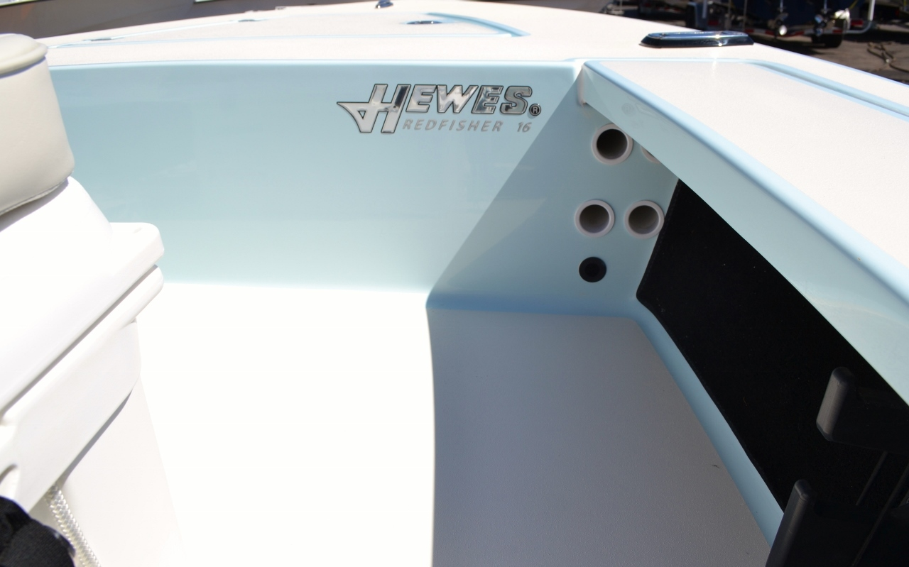 Thumbnail 22 for New 2016 Hewes 16 Redfisher boat for sale in Vero Beach, FL