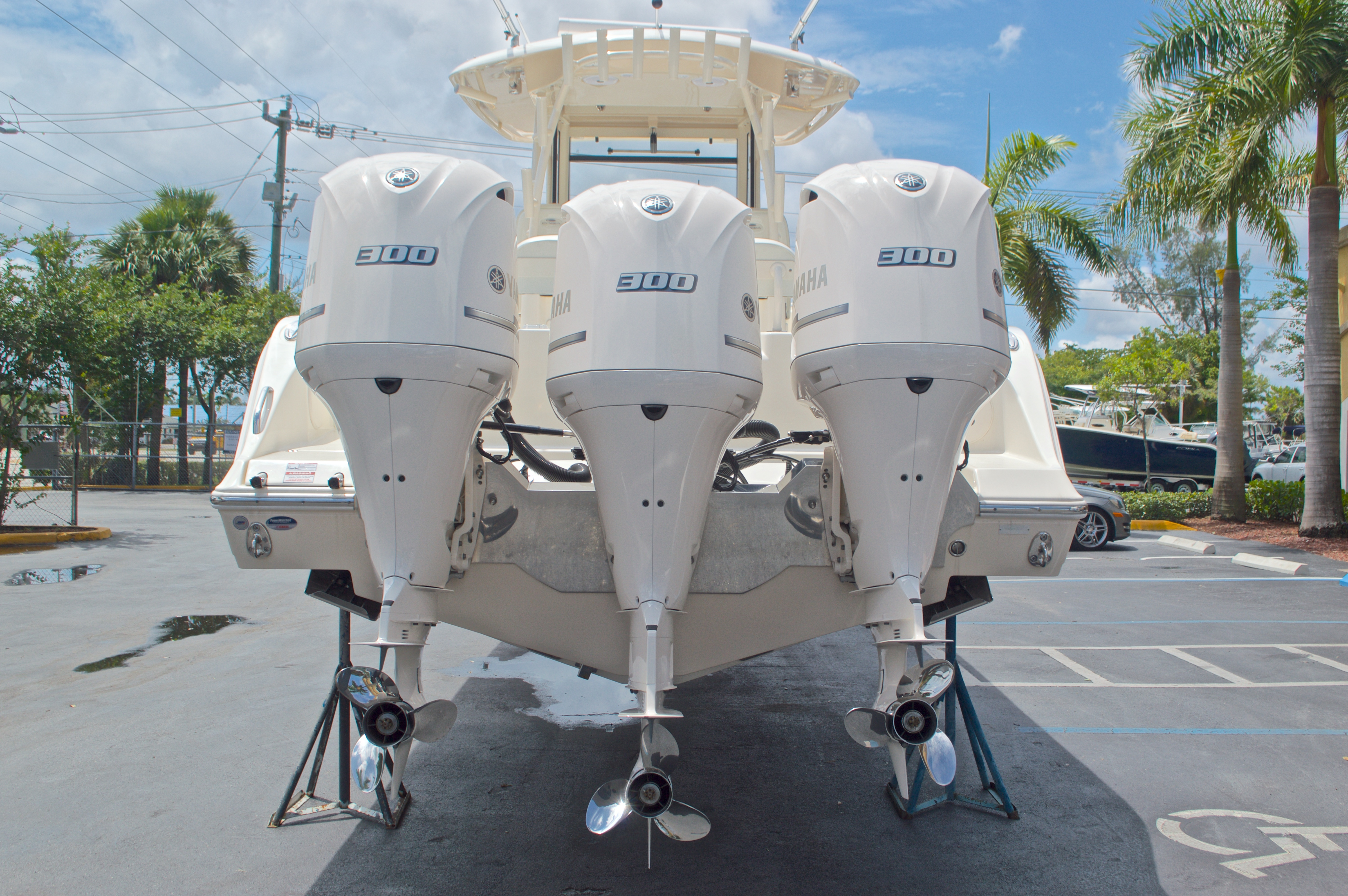 Thumbnail 3 for New 2016 Cobia 344 Center Console boat for sale in West Palm Beach, FL