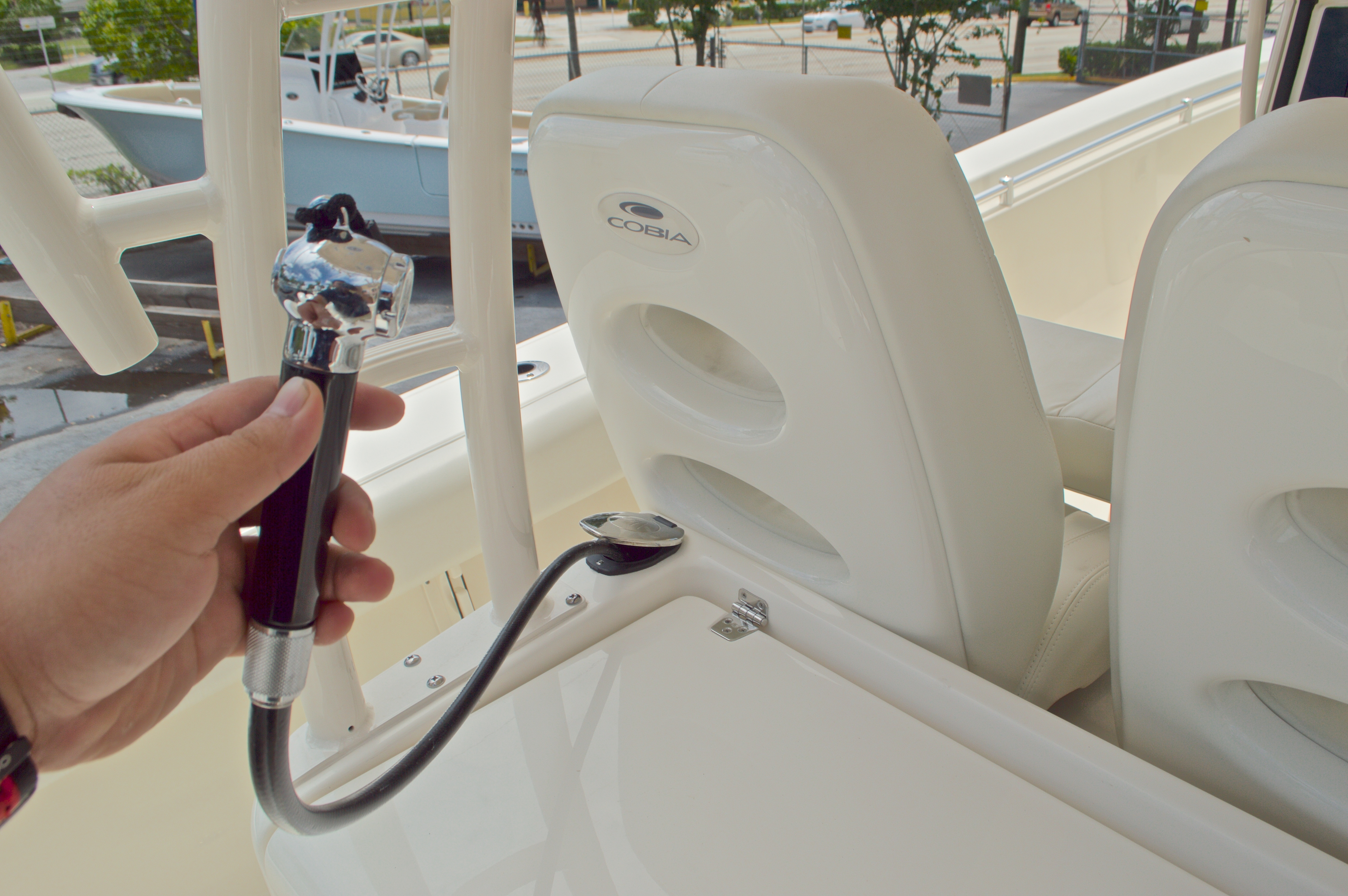 Thumbnail 36 for New 2016 Cobia 344 Center Console boat for sale in West Palm Beach, FL