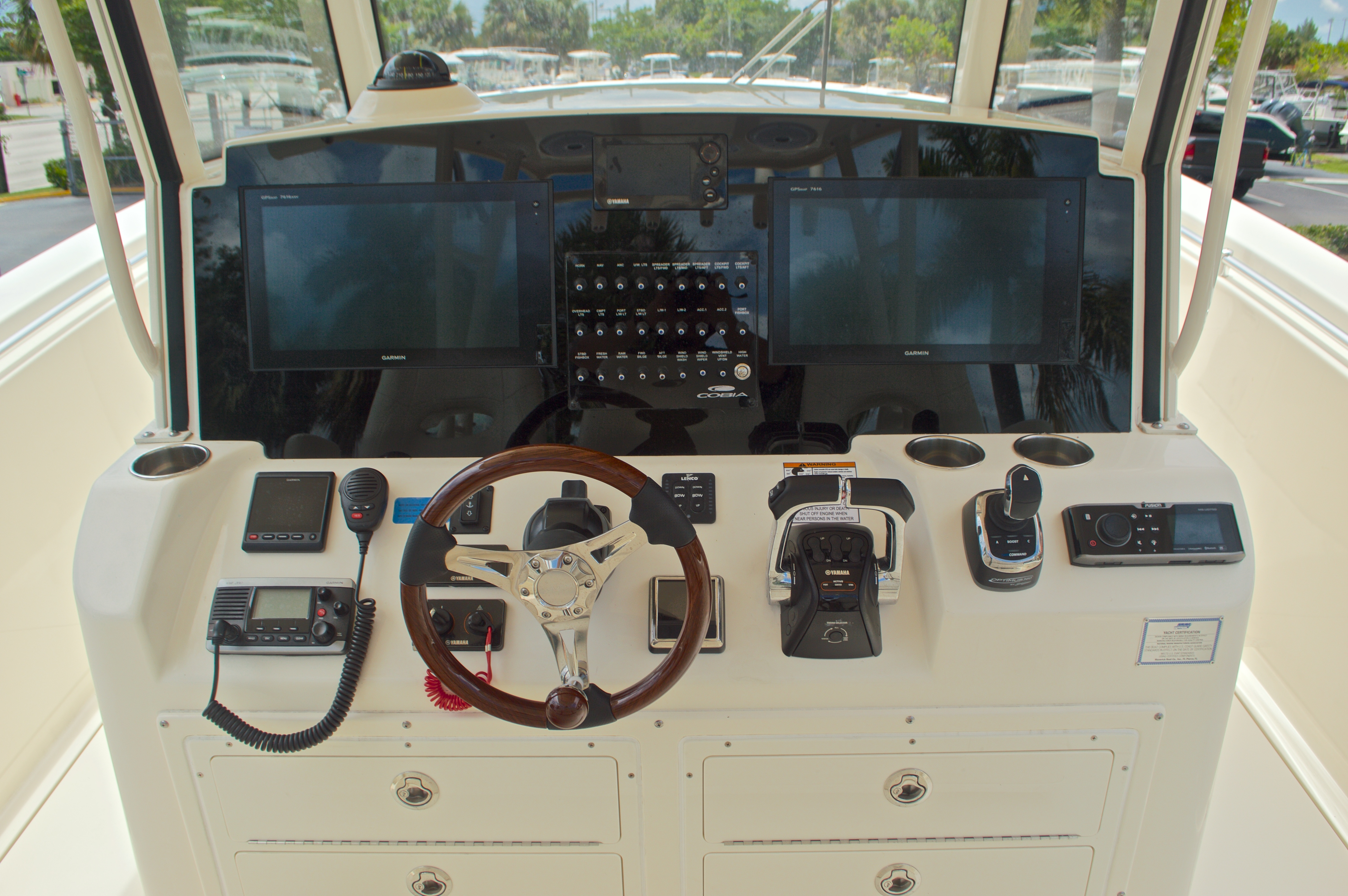 Thumbnail 48 for New 2016 Cobia 344 Center Console boat for sale in West Palm Beach, FL