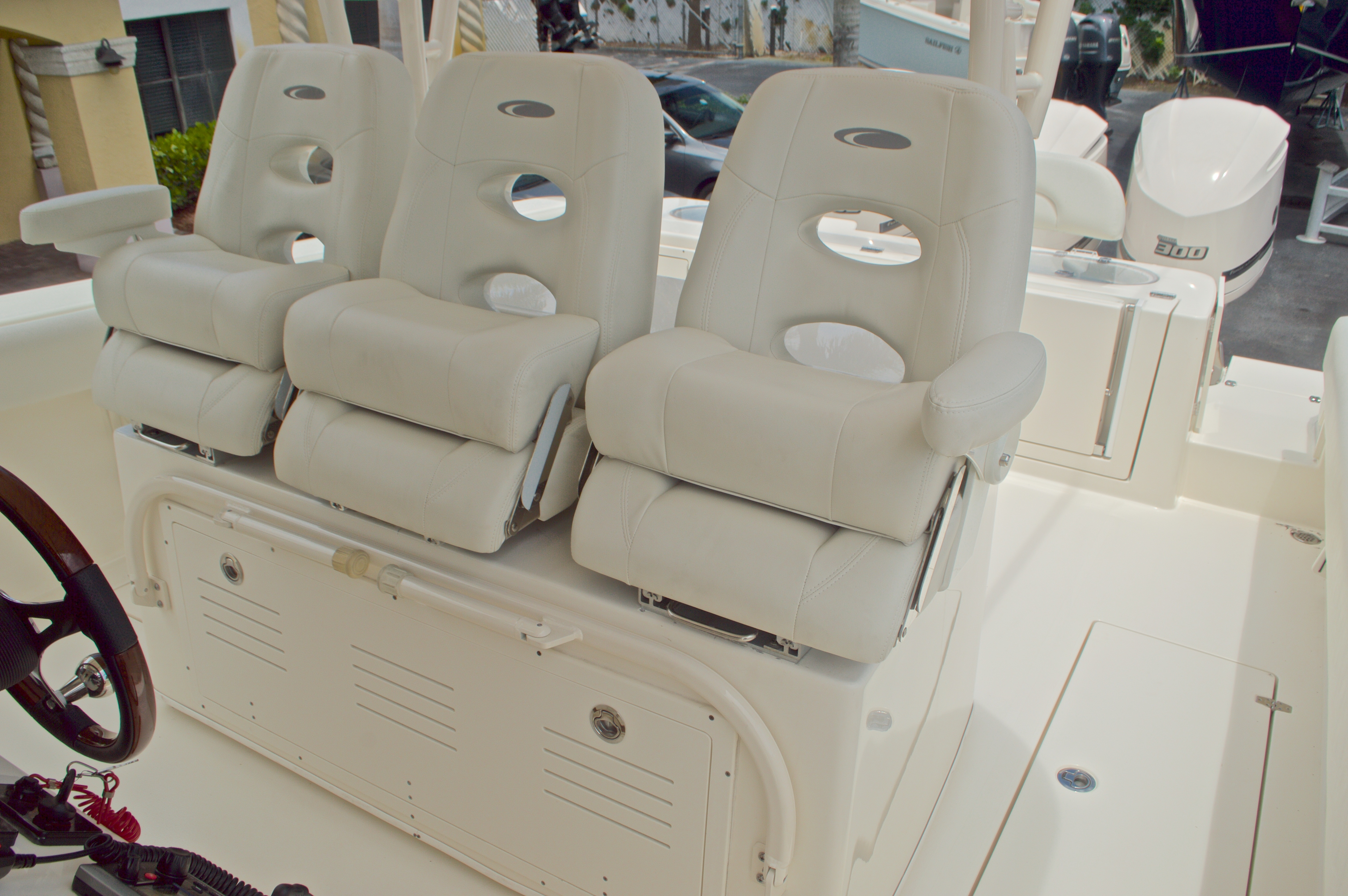 Thumbnail 43 for New 2016 Cobia 344 Center Console boat for sale in West Palm Beach, FL
