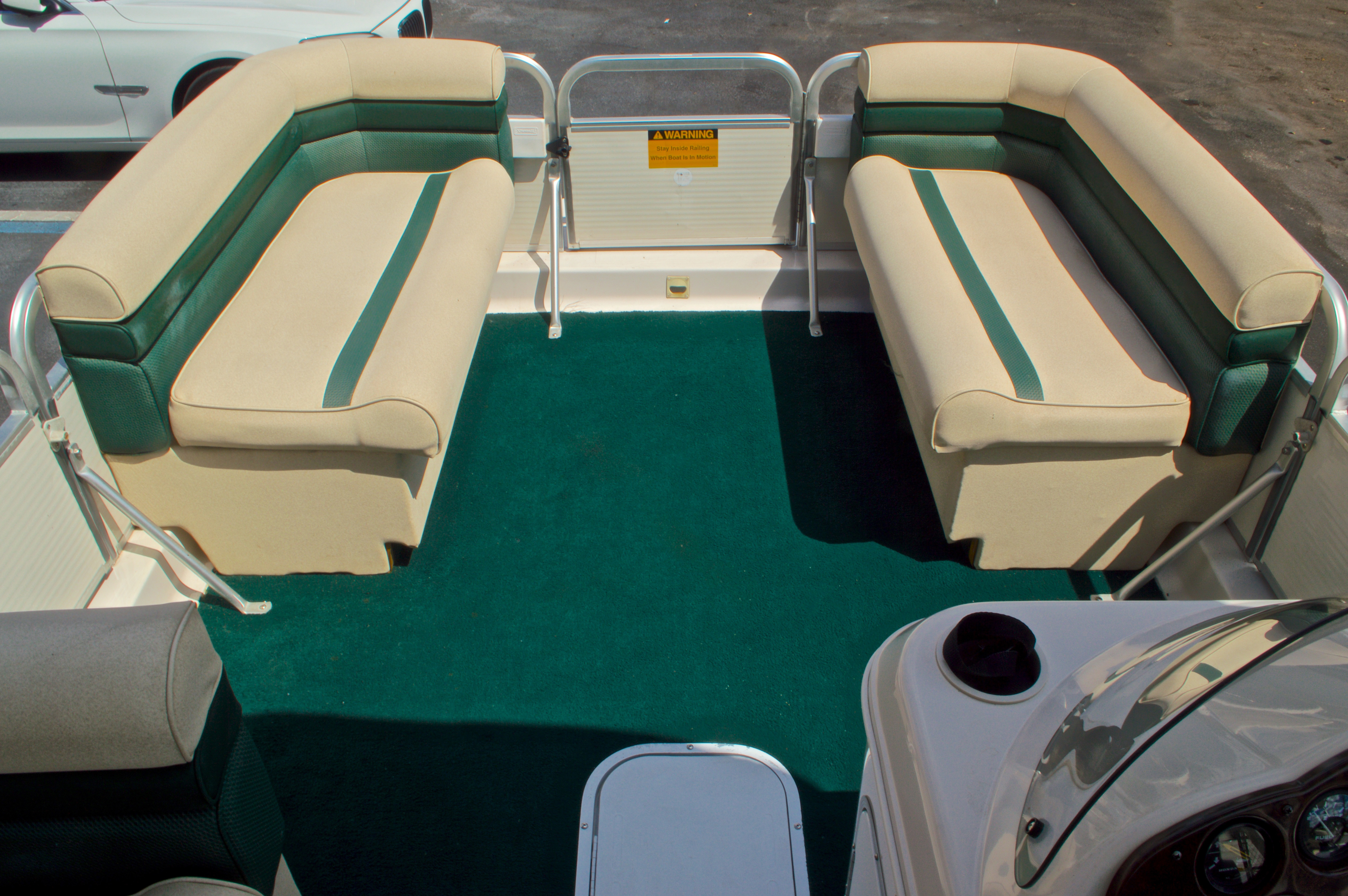 Thumbnail 23 for Used 1997 Hurricane Fun Deck 196LC boat for sale in West Palm Beach, FL
