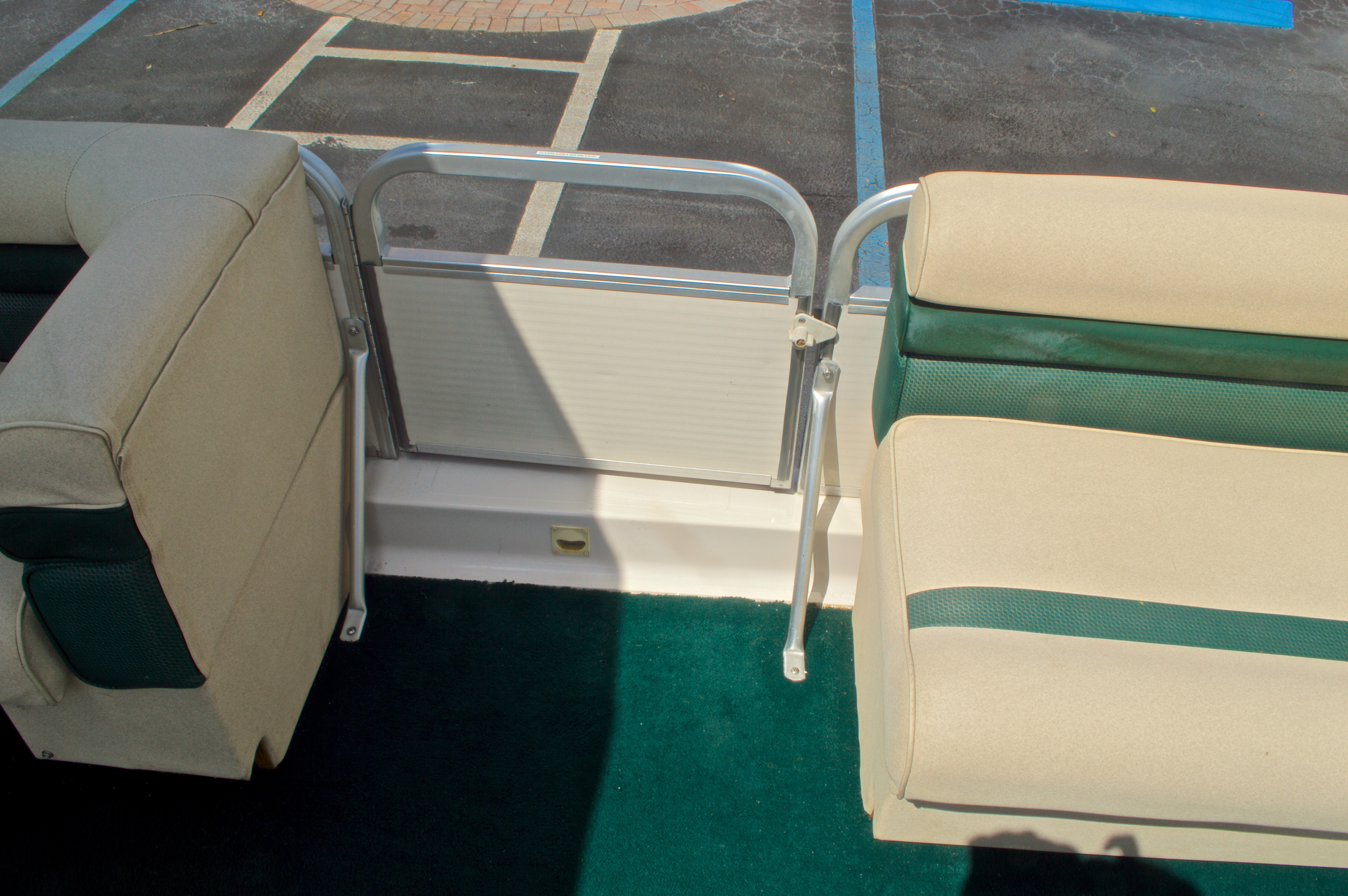 Thumbnail 24 for Used 1997 Hurricane Fun Deck 196LC boat for sale in West Palm Beach, FL