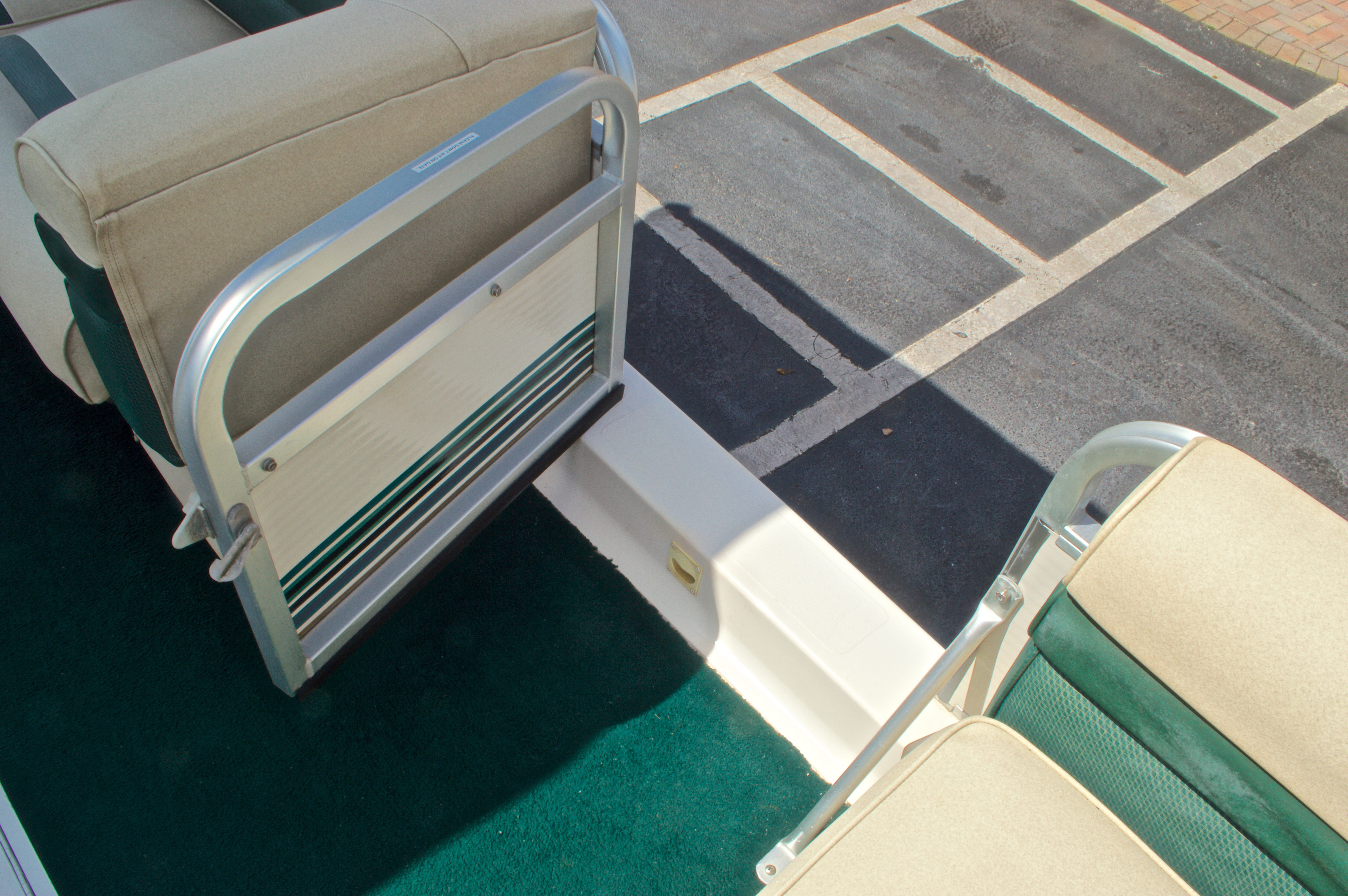 Thumbnail 25 for Used 1997 Hurricane Fun Deck 196LC boat for sale in West Palm Beach, FL