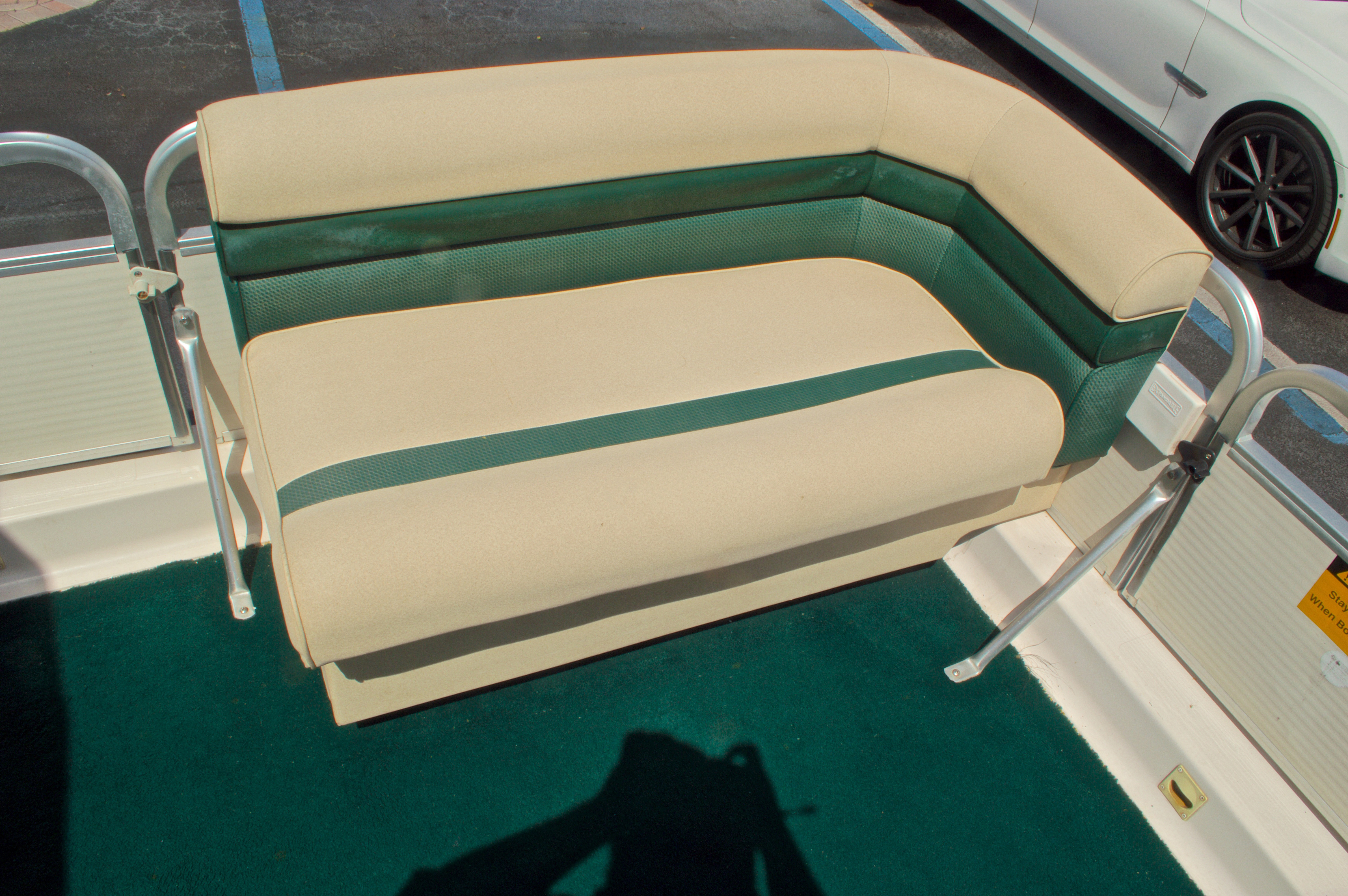 Thumbnail 28 for Used 1997 Hurricane Fun Deck 196LC boat for sale in West Palm Beach, FL