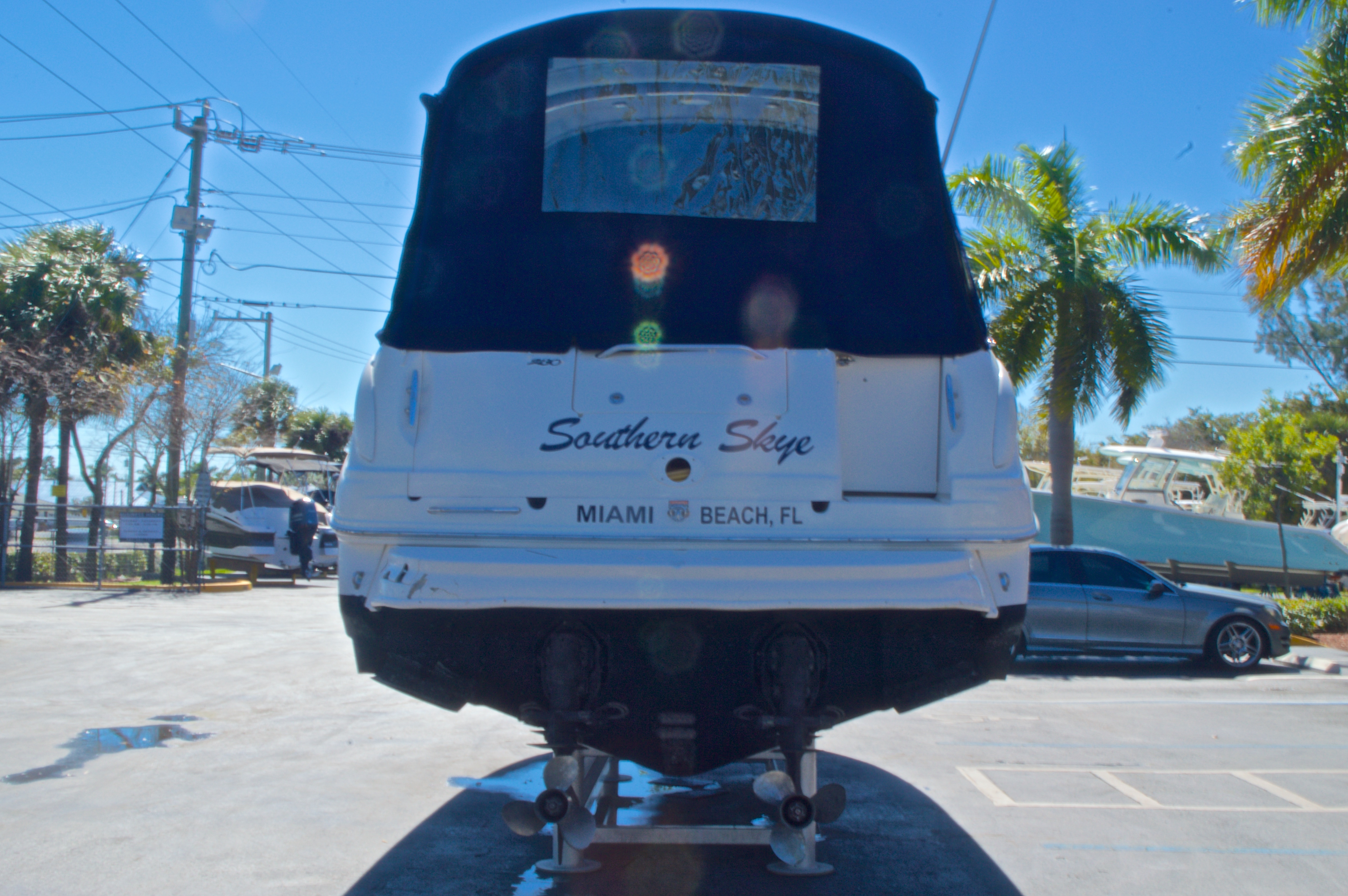 Thumbnail 2 for Used 2005 Sea Ray 280 Sundancer boat for sale in West Palm Beach, FL