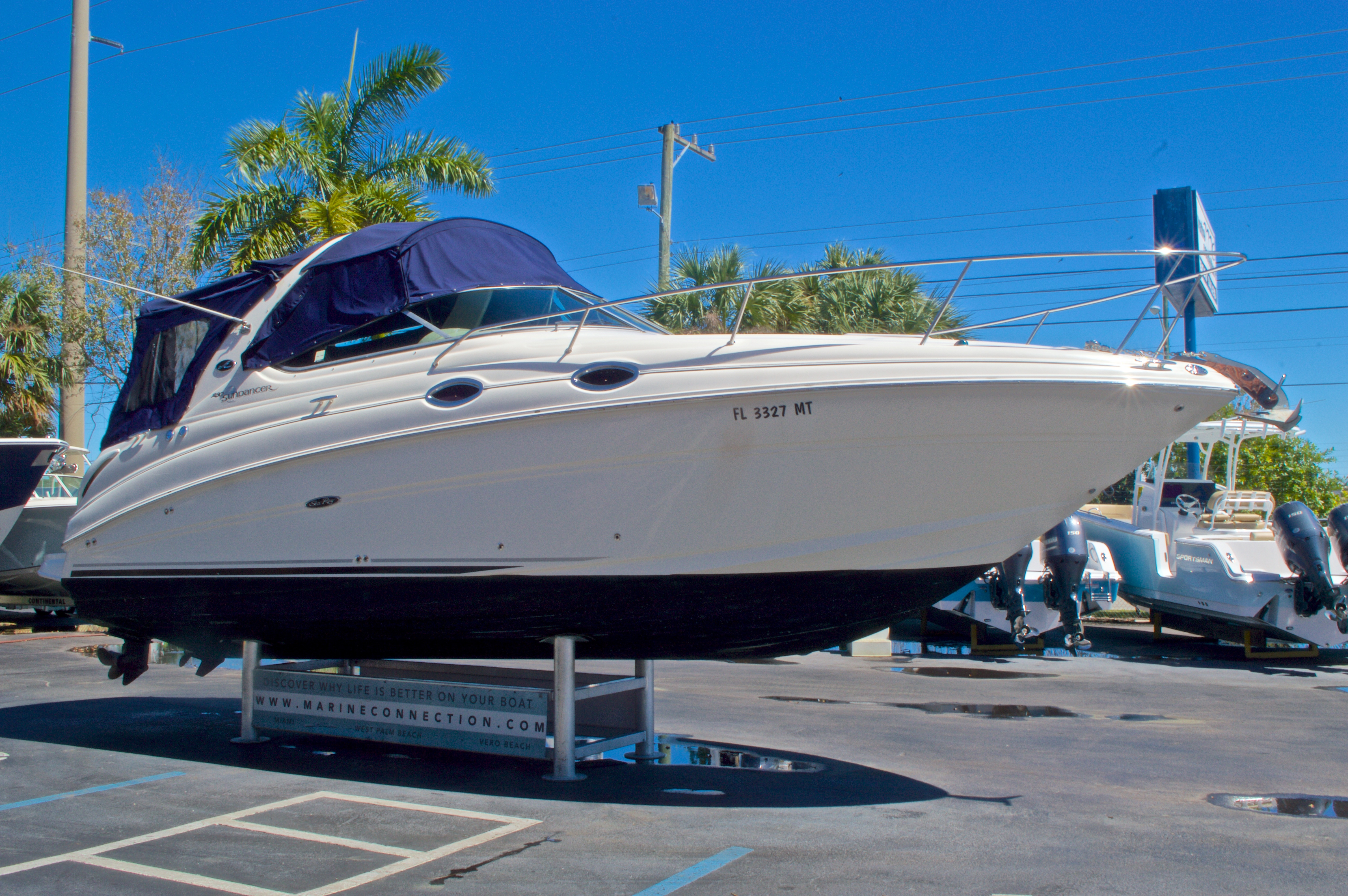Thumbnail 5 for Used 2005 Sea Ray 280 Sundancer boat for sale in West Palm Beach, FL
