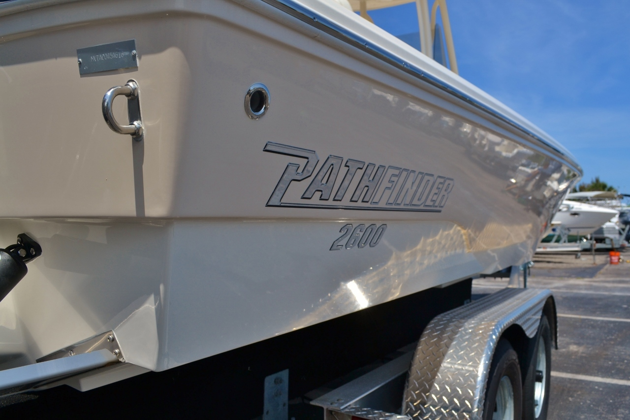 Thumbnail 7 for New 2016 Pathfinder 2600 TRS boat for sale in Vero Beach, FL