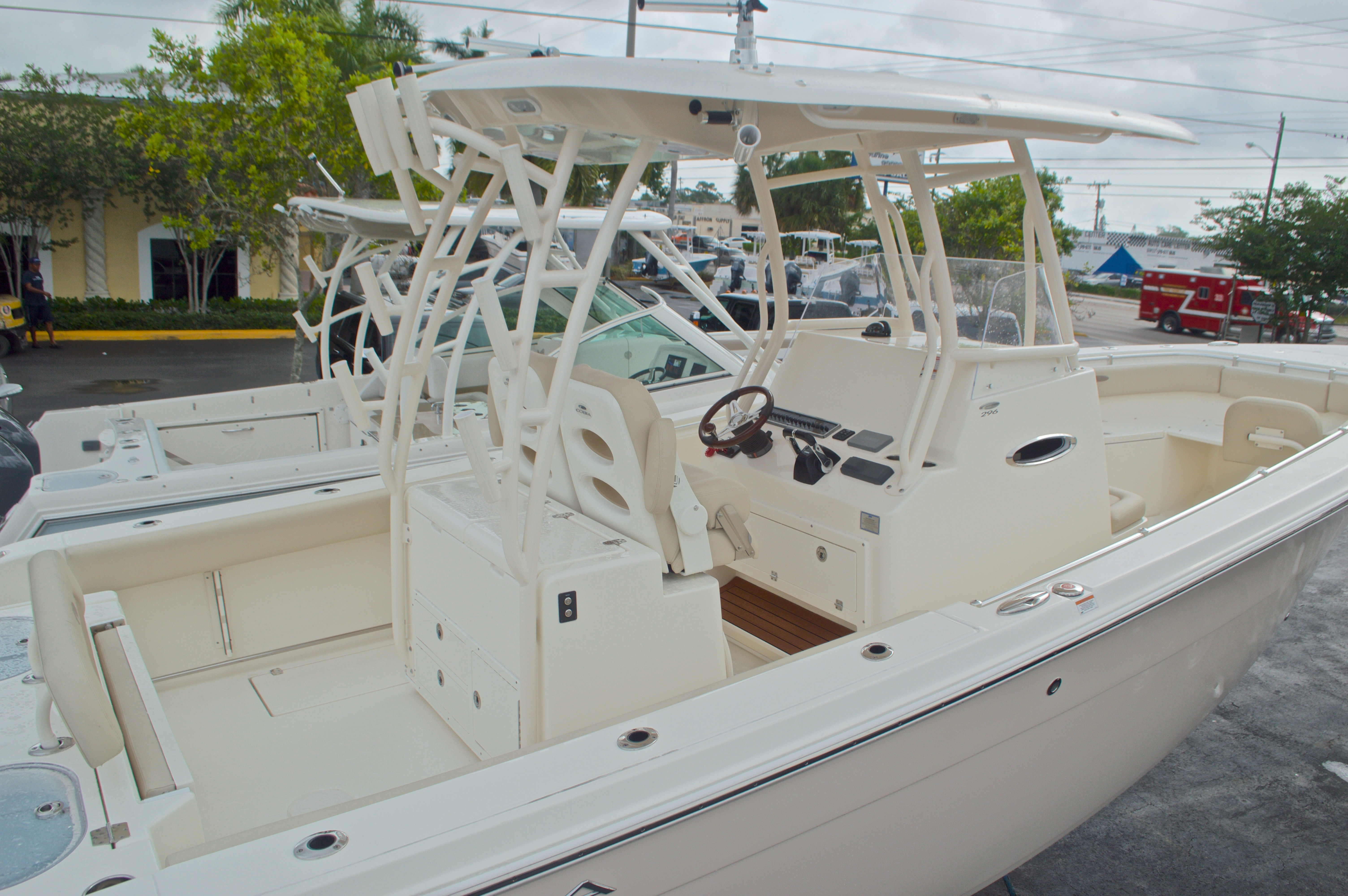 Thumbnail 3 for New 2016 Cobia 296 Center Console boat for sale in West Palm Beach, FL