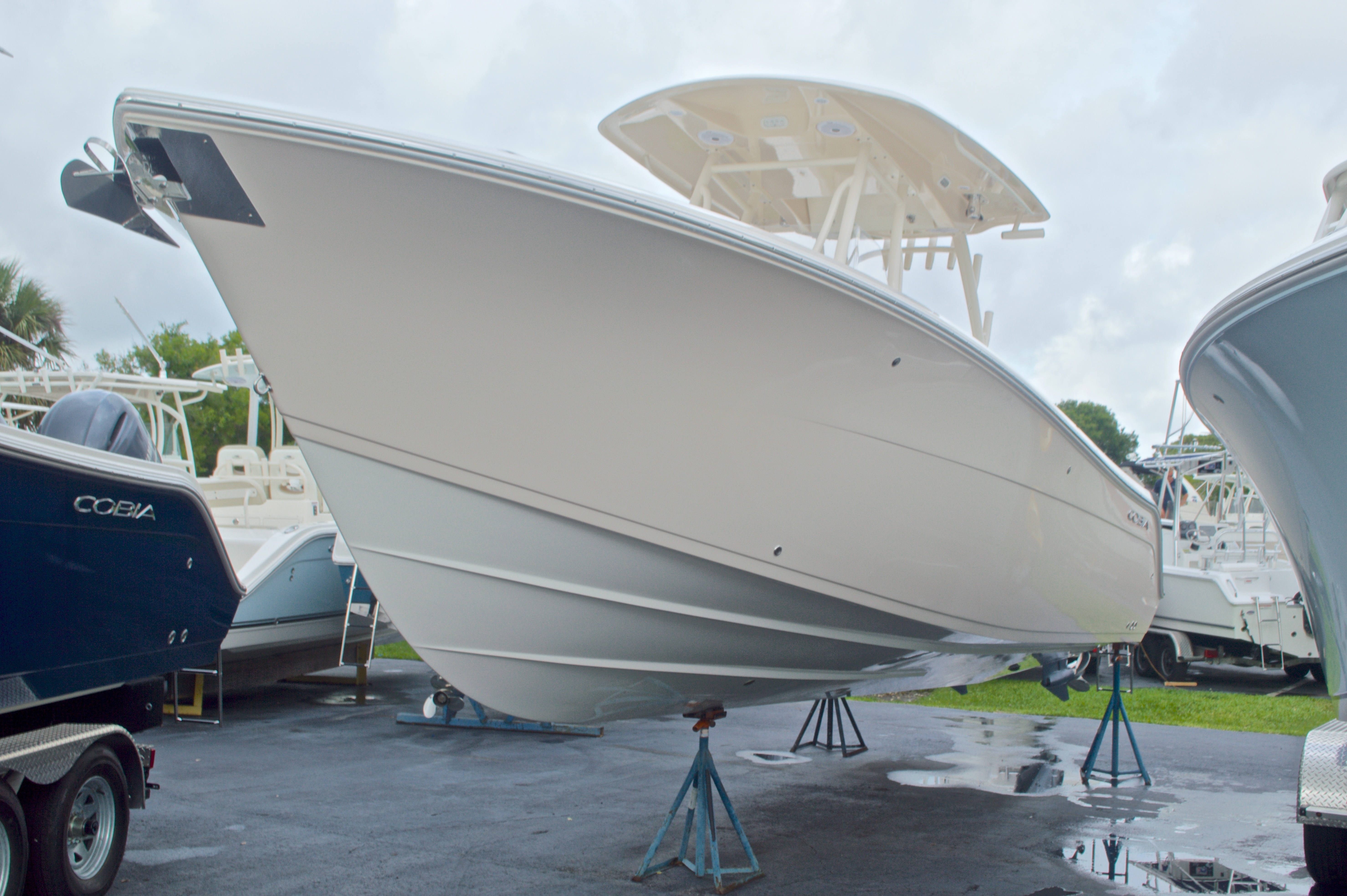 New 2016 Cobia 296 Center Console boat for sale in West Palm Beach, FL