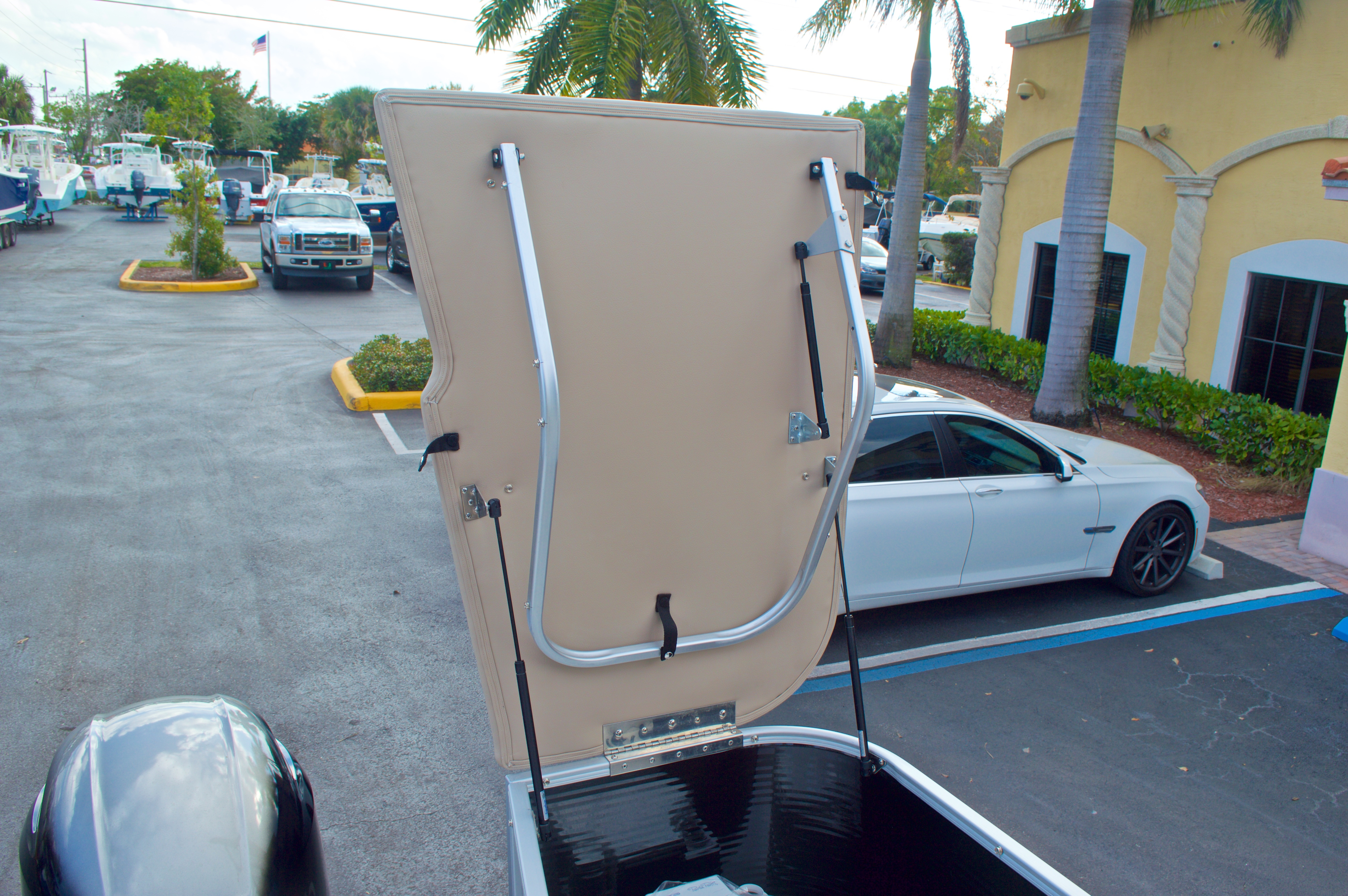 Thumbnail 15 for New 2016 Hurricane Fundeck FD 196 OB boat for sale in West Palm Beach, FL