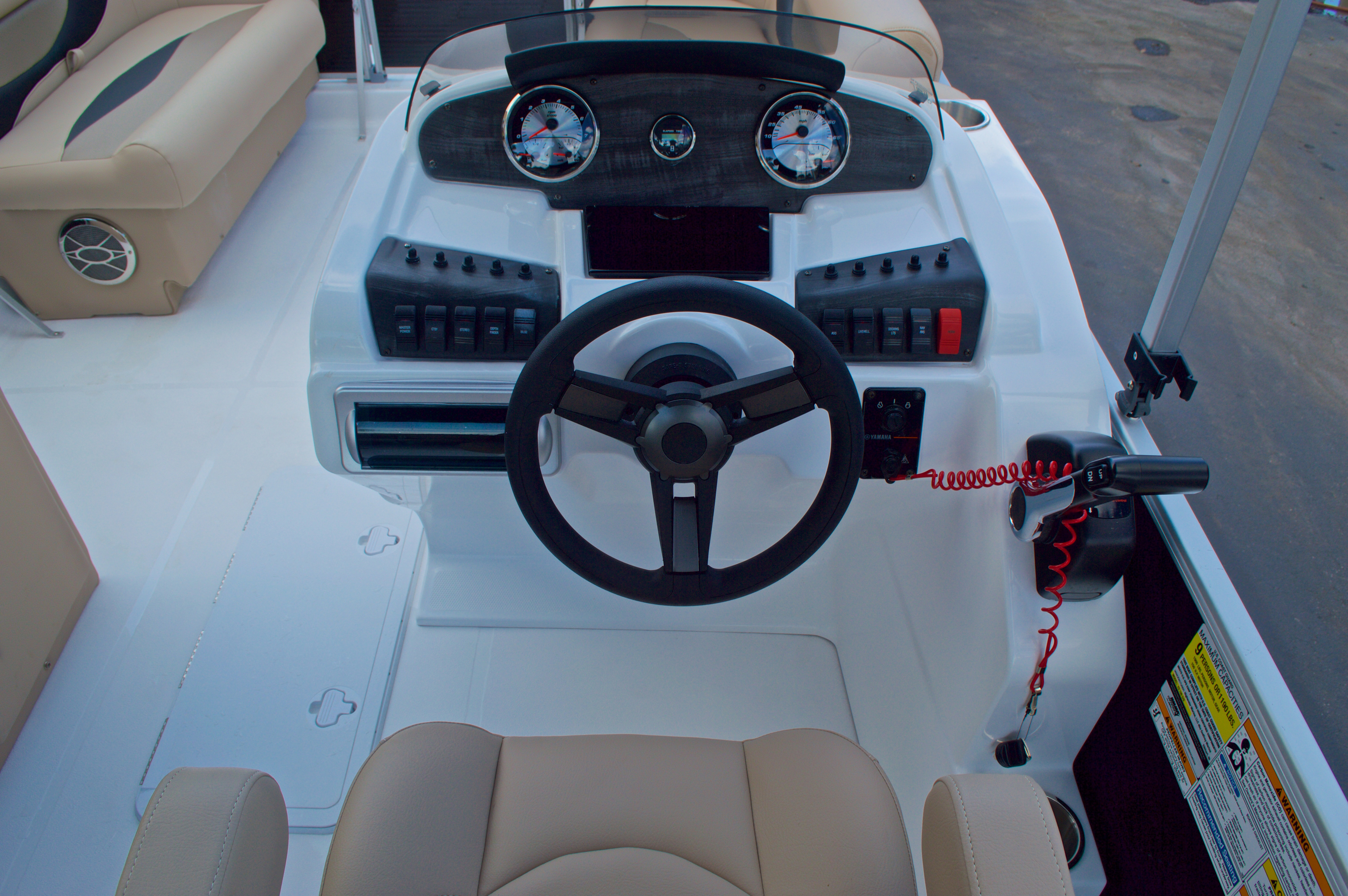 Thumbnail 28 for New 2016 Hurricane Fundeck FD 196 OB boat for sale in West Palm Beach, FL