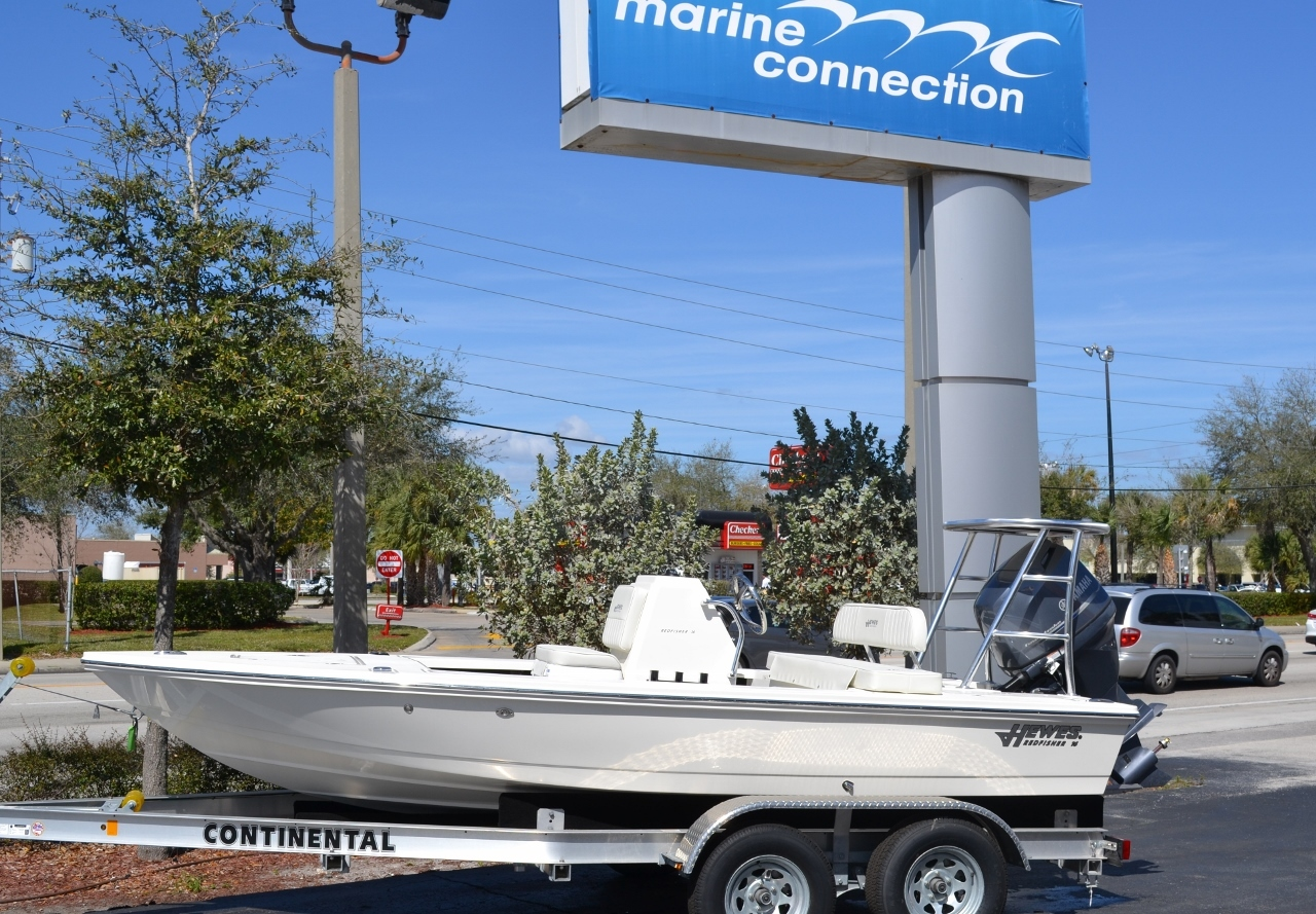 New 2016 Hewes 16 Redfisher boat for sale in Vero Beach, FL