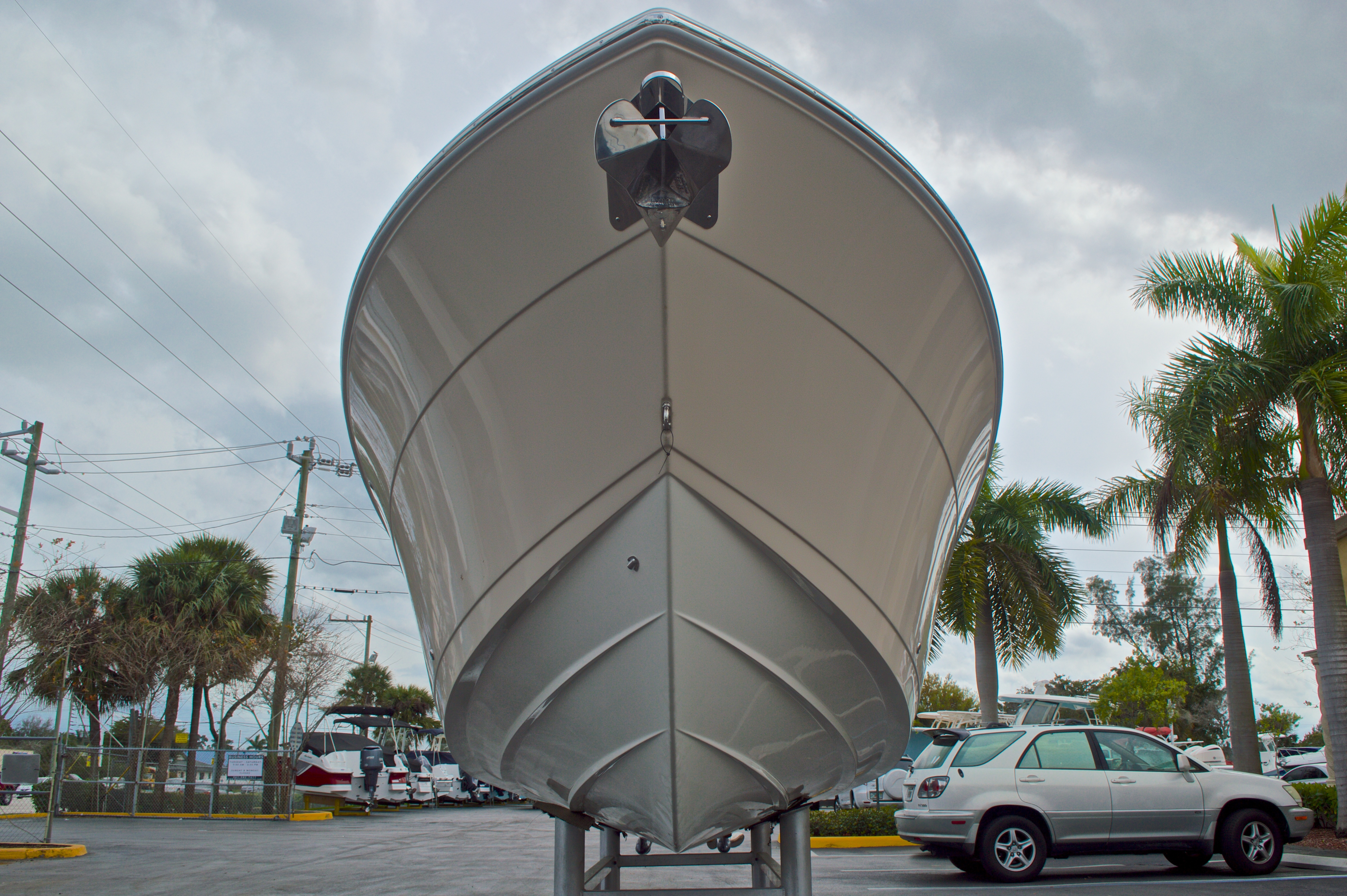Thumbnail 3 for New 2016 Cobia 261 Center Console boat for sale in Vero Beach, FL