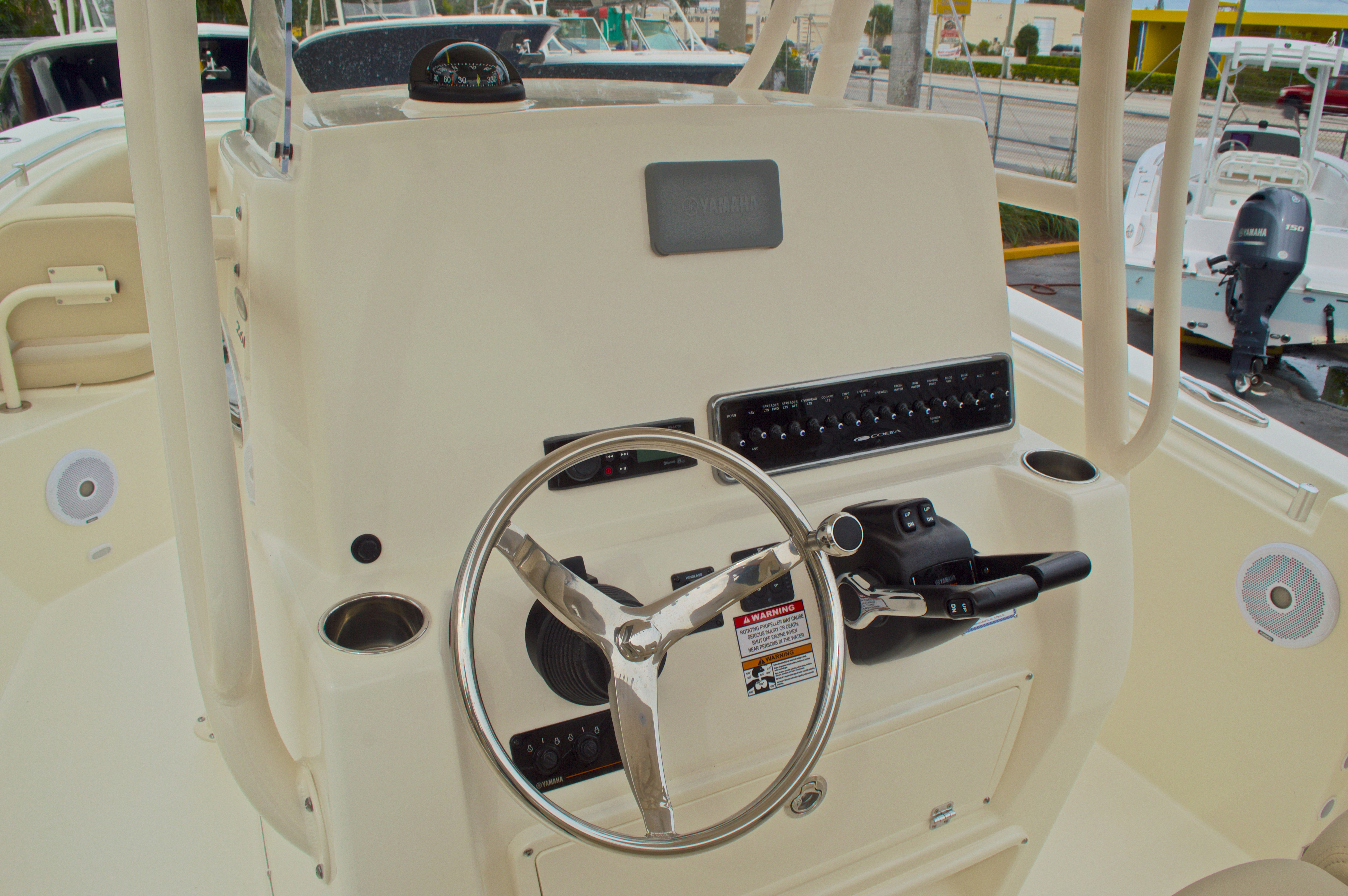 Thumbnail 33 for New 2016 Cobia 261 Center Console boat for sale in Vero Beach, FL