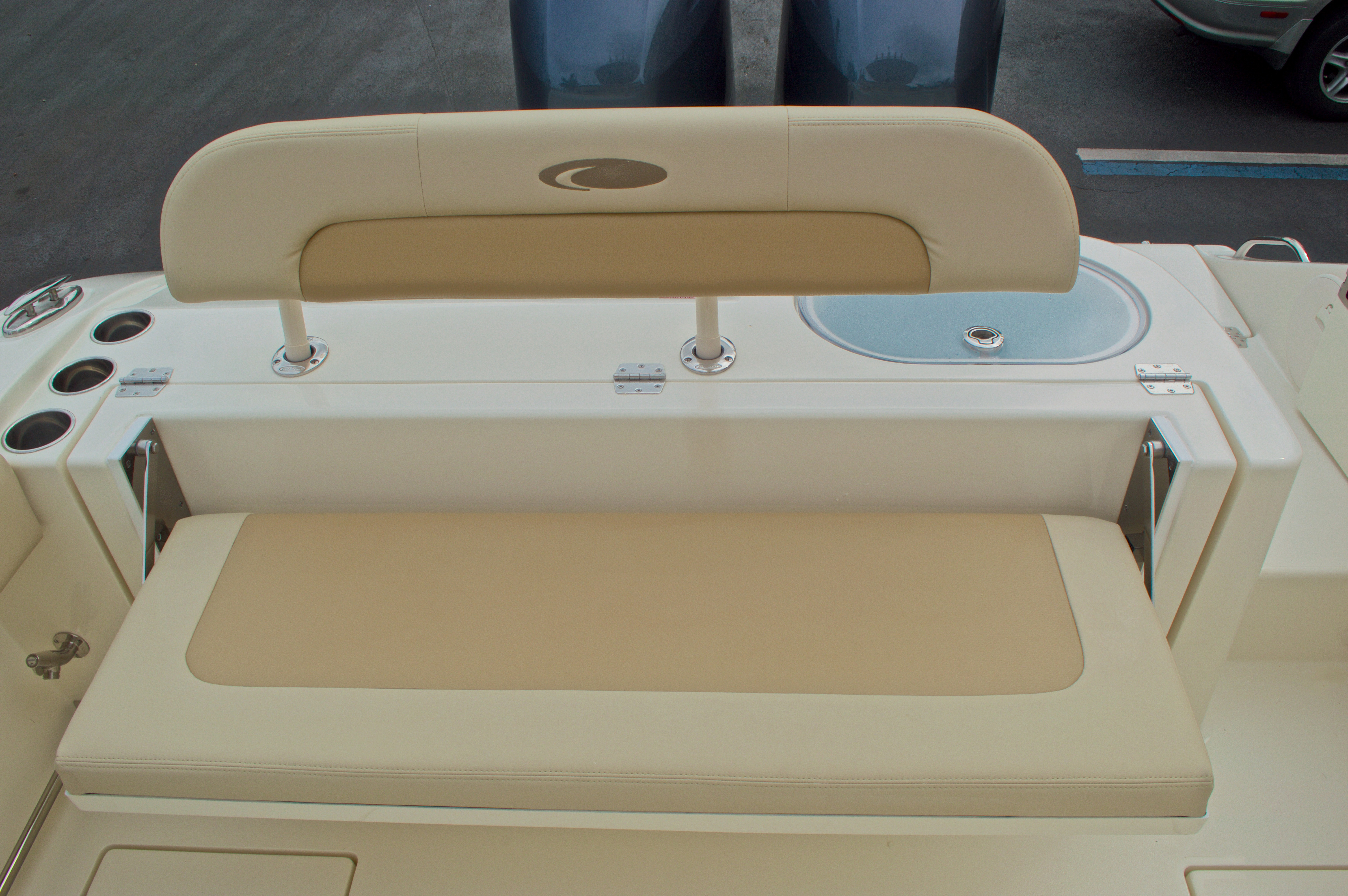 Thumbnail 17 for New 2016 Cobia 261 Center Console boat for sale in Vero Beach, FL